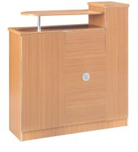 Buy Multipurpose Storage Cabinet in Maple Finish by Pindia