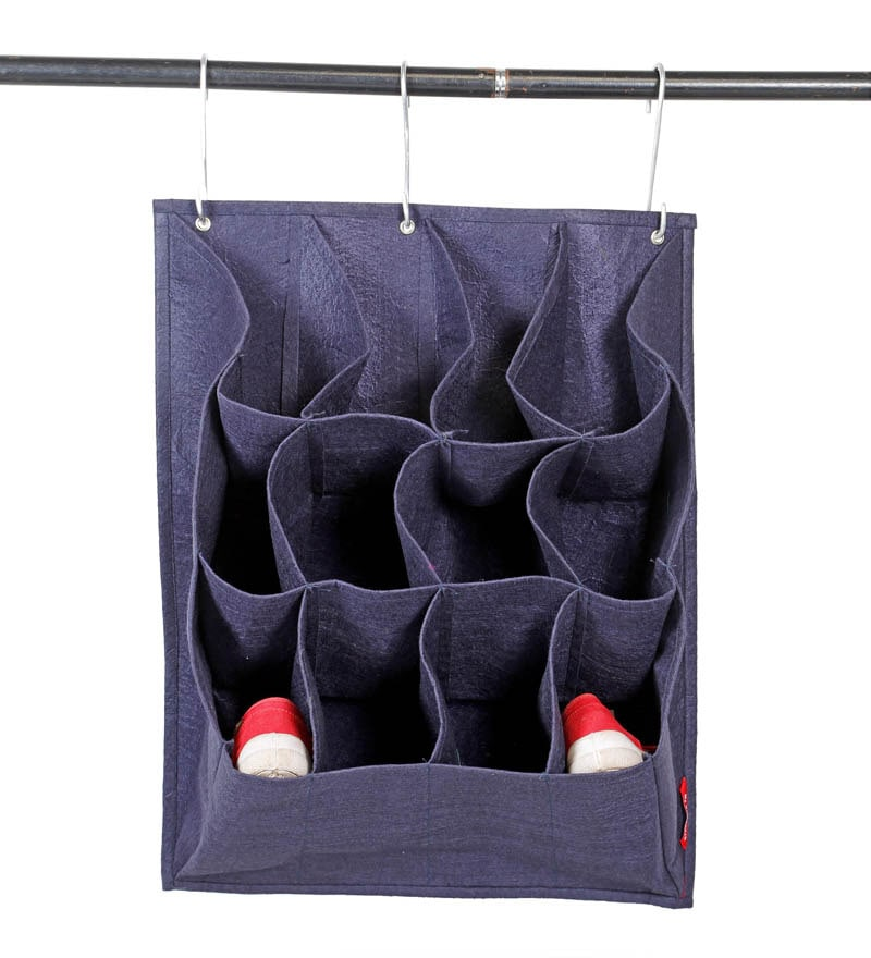 Kitchen Organiser Pepperfry Buy My Gift Booth Felt Shoe Organiser Online - Footwear
