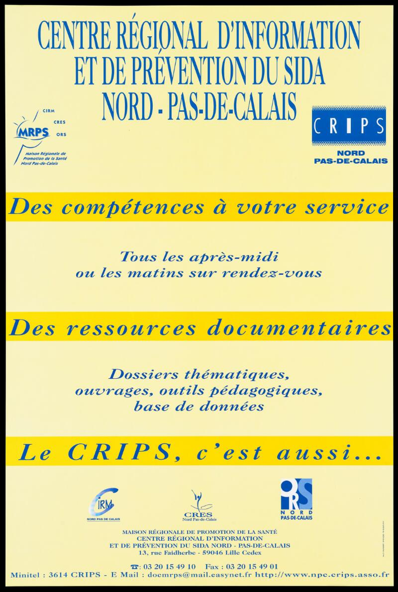 Prevention-maison.fr A List Of Aids Prevention Services Provided By Crips The Centre