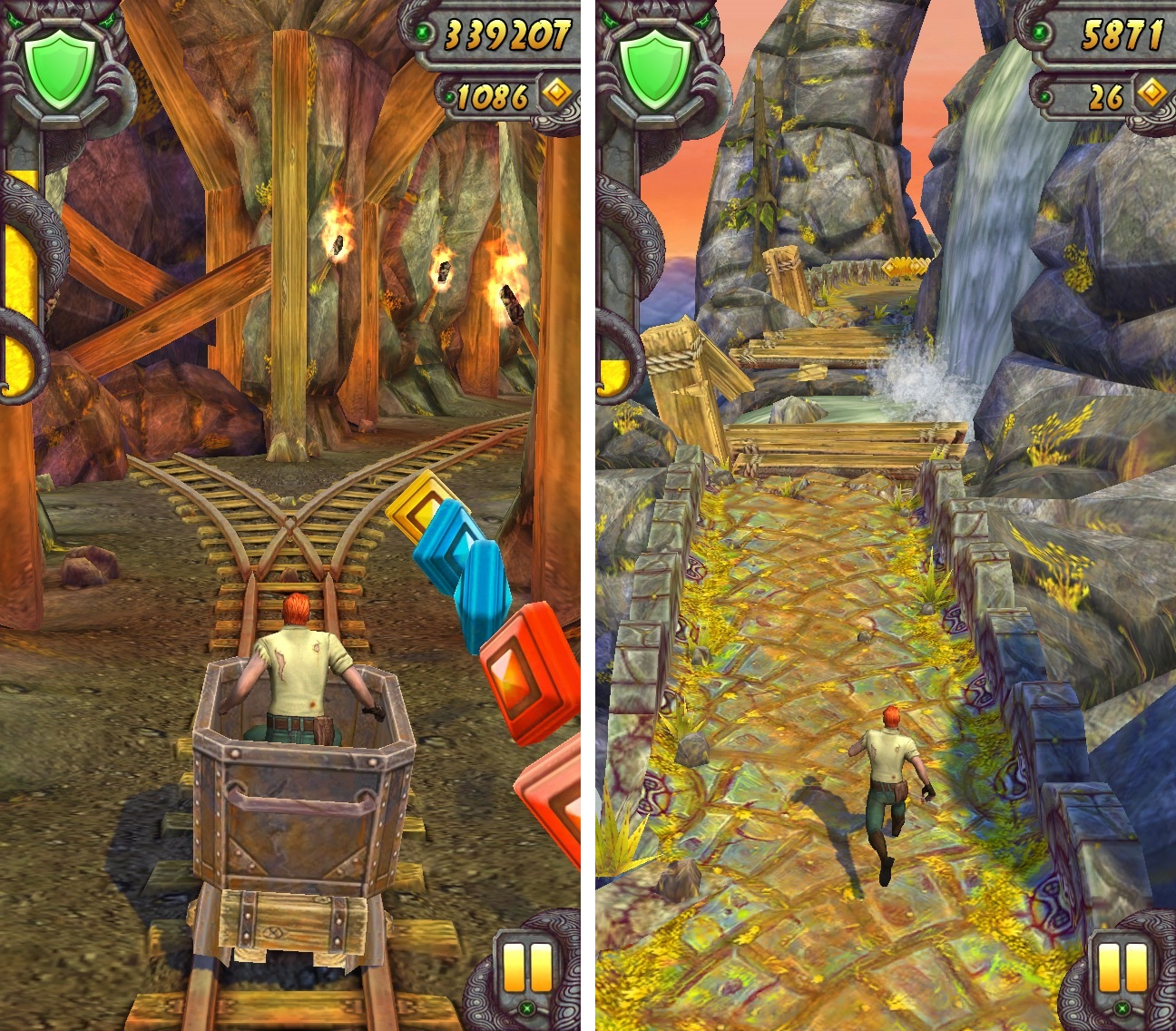 Run 2 Run Temple Run 2 Android Free Download Rathalos Killer