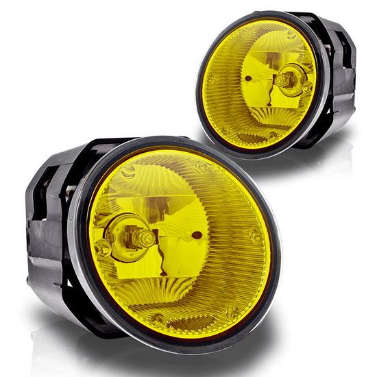 NISSAN FRONTIER MAXIMA SENTRA XTERRA Yellow OEM Fog Lights