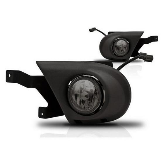 03-05 Honda Pilot Smoked Lens OEM Style Fog Lights