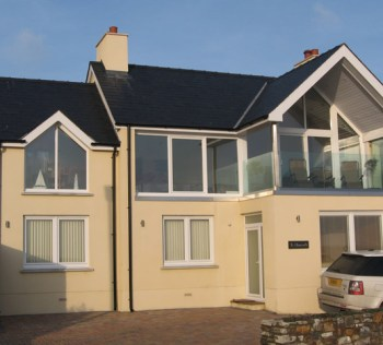 House Build in Amroth by IJ Griffiths Builders