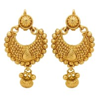 Buy Gold Plated Fancy Party Wear Earrings for Girls and ...