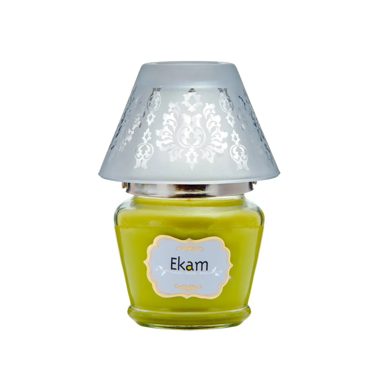 Buy Candles Online Buy Lemongrass Lampshade Candle Online Eindianaugust