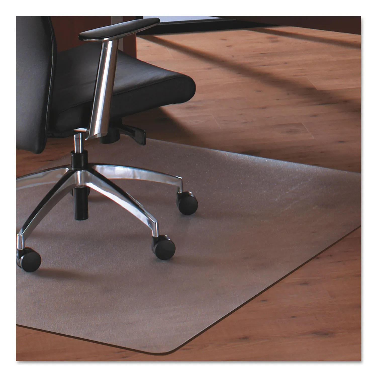 Big W Floor Mat Cleartex Megamat Heavy Duty Polycarbonate Mat For Hard Floor All Carpet 46 X 53