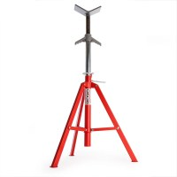 Toolstop Ridgid 22168 VF-99 High Jack Folding Pipe Stand