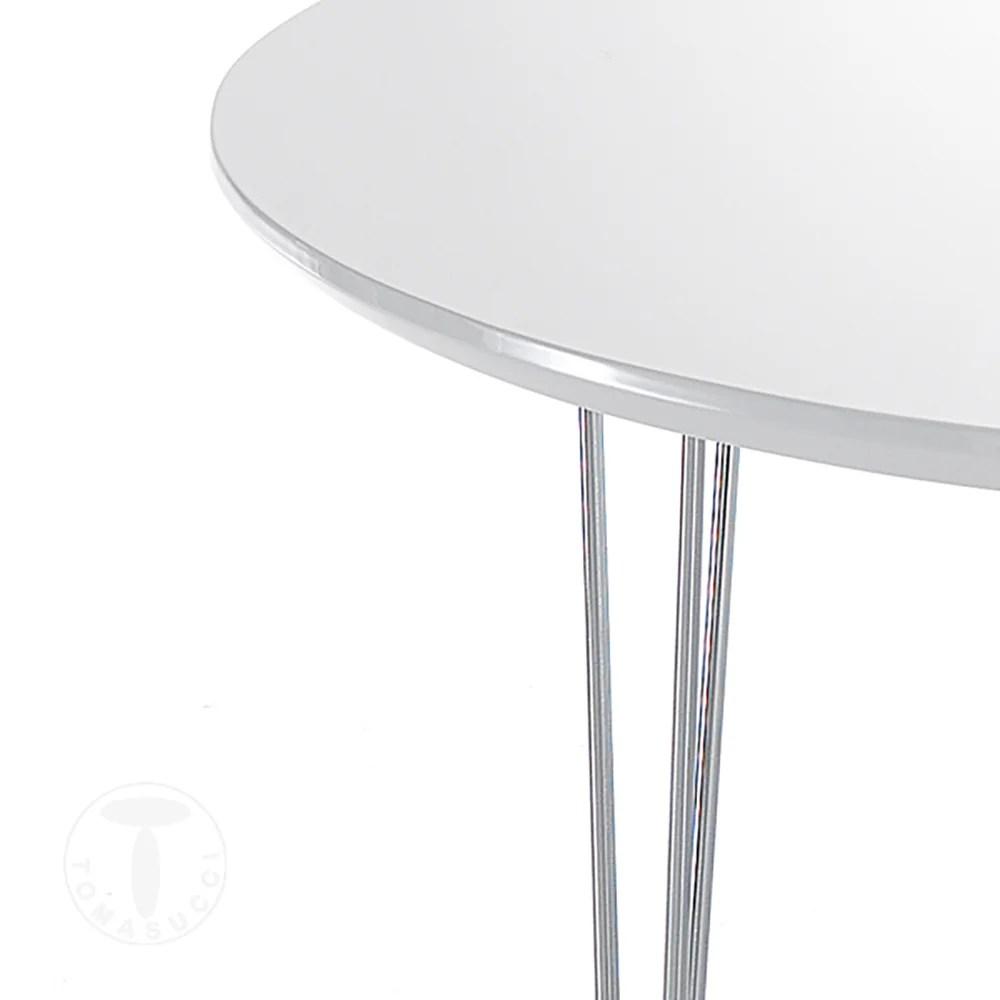 Tavolo Moderno Ovale Allungabile | Bello Tavoli Da Pranzo Moderni ...