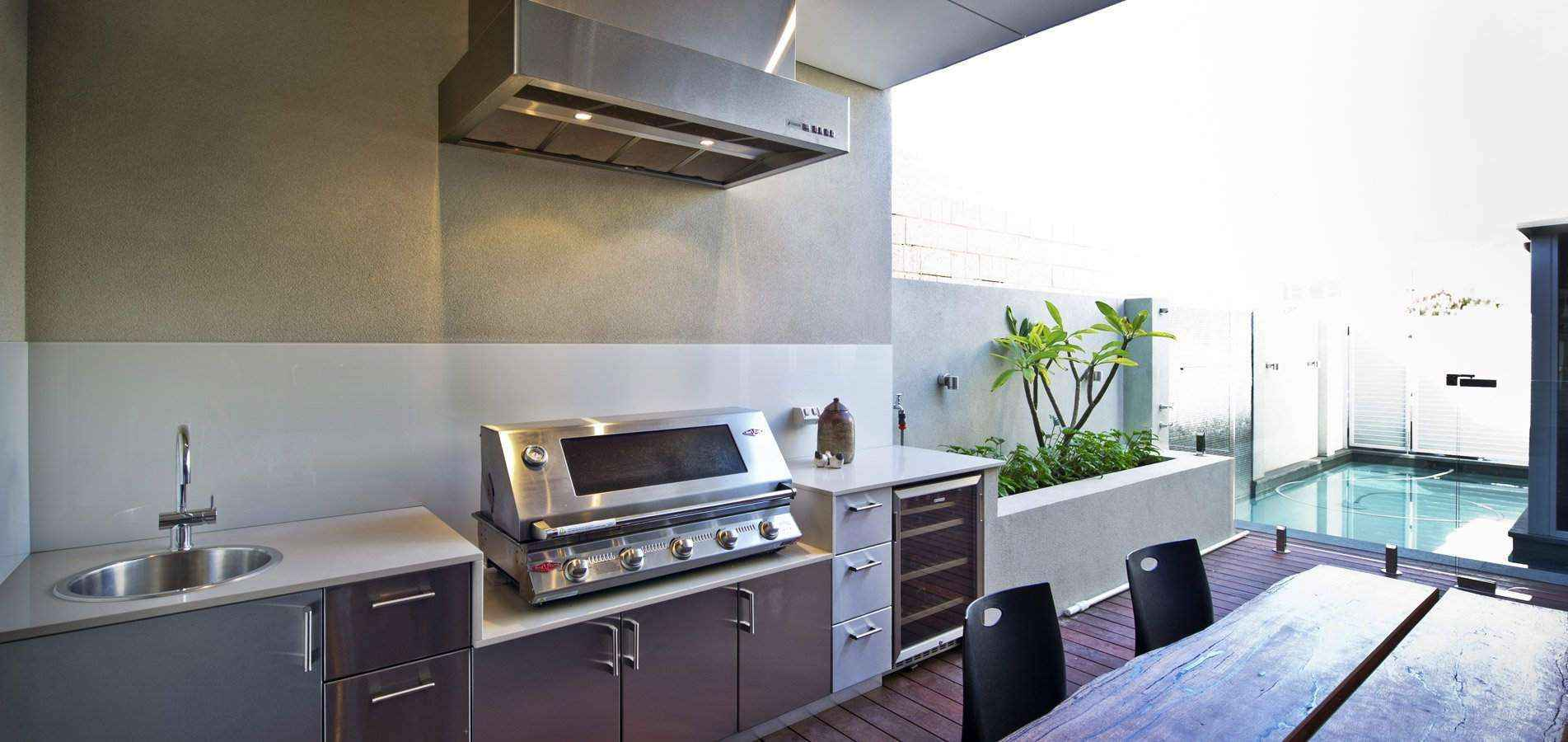 Kitchen Appliances Perth Custom Outdoor Kitchen Cabinets Ikal Kitchens