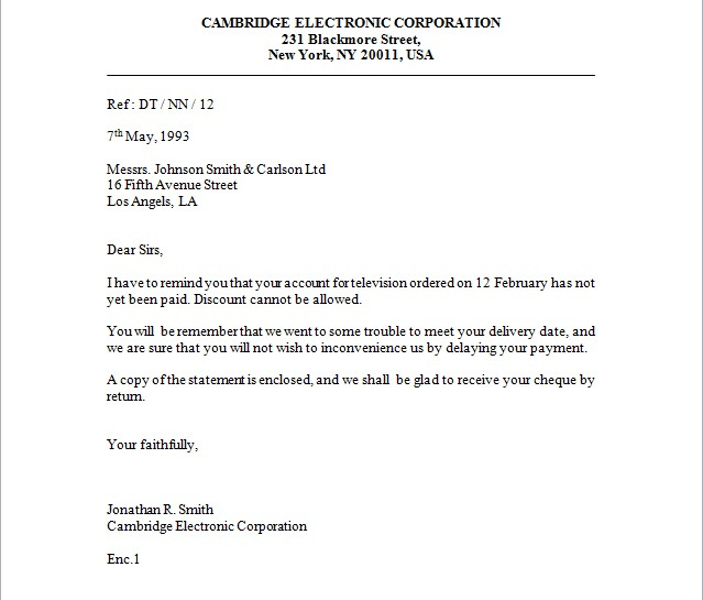 Inquiry Letter mohammad iqbal fahriz - example of inquiry letter in business