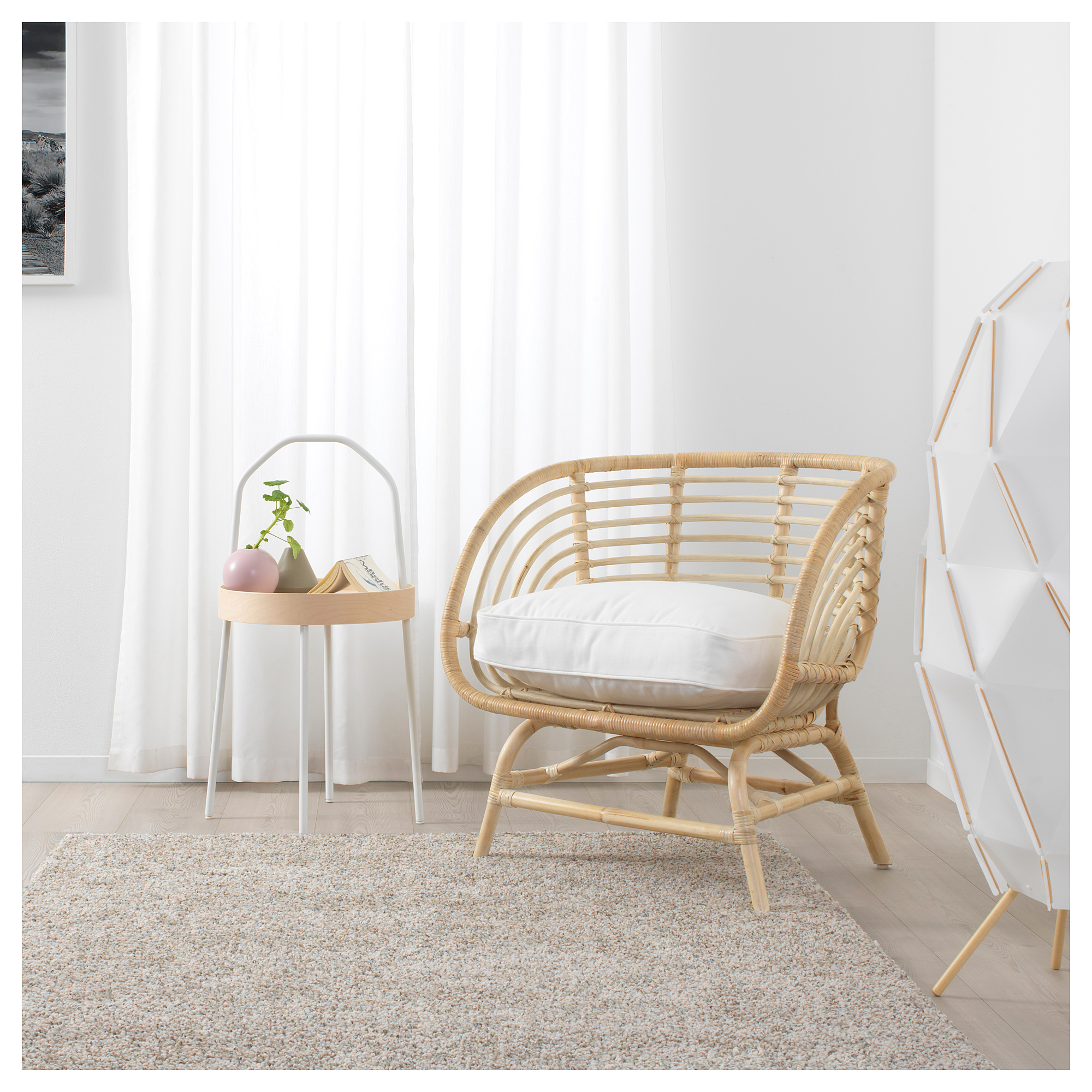 Buskbo Armchair Rattan Ikea Hong Kong And Macau