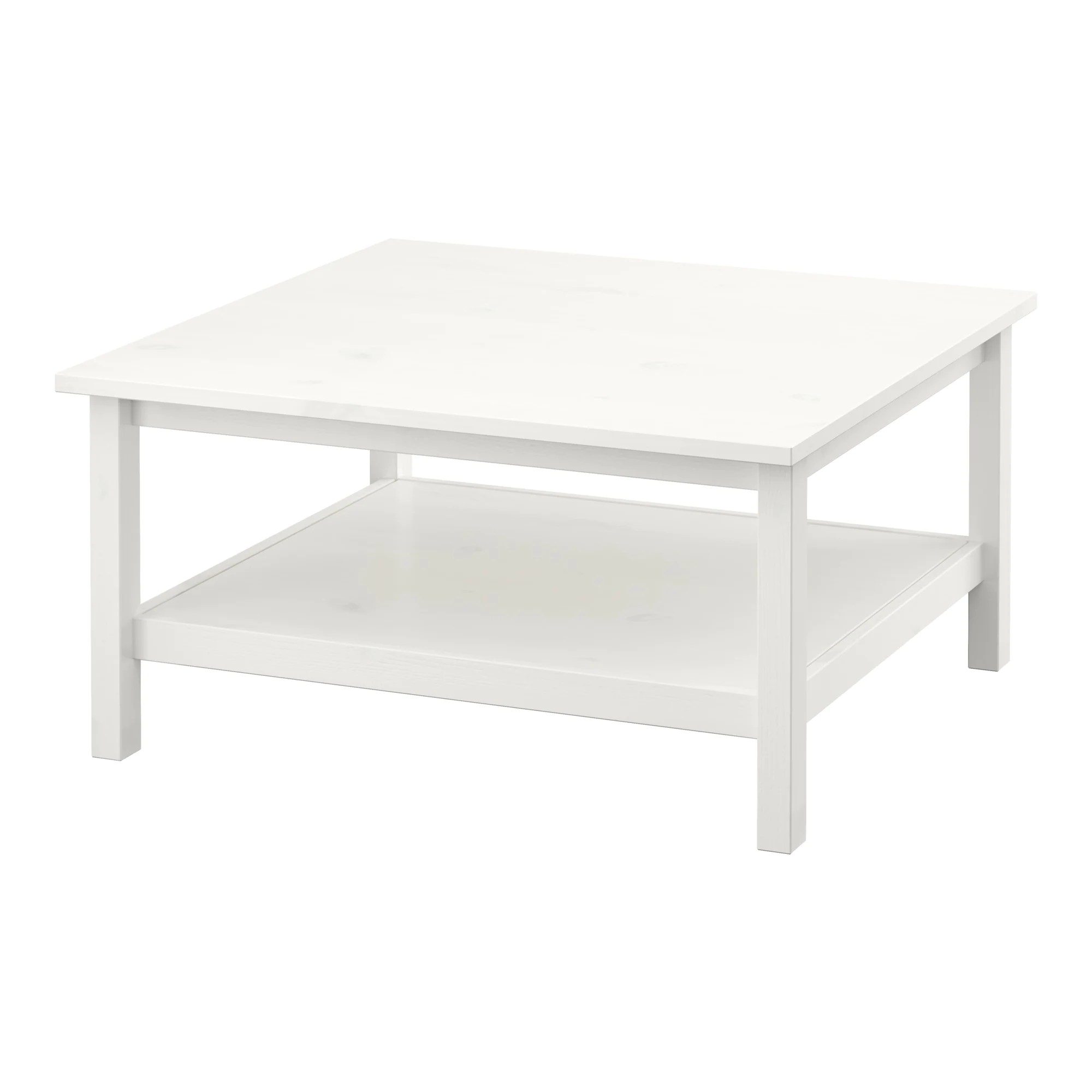 Hemnes Couchtisch Coffee Table Hemnes White Stain