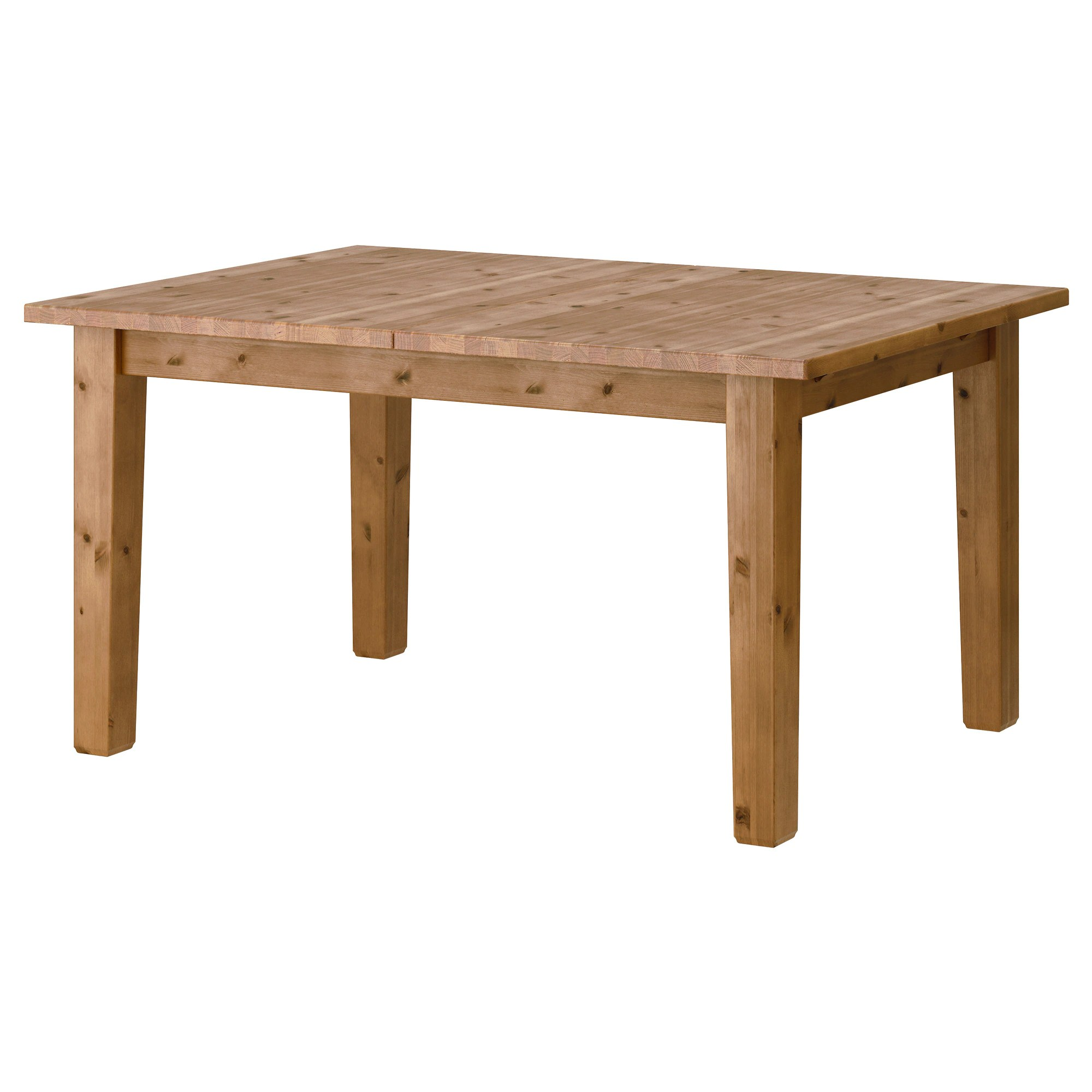 Table Salle A Manger Extensible 14 Personnes StornÄs Table Extensible Vernis Effet Anc