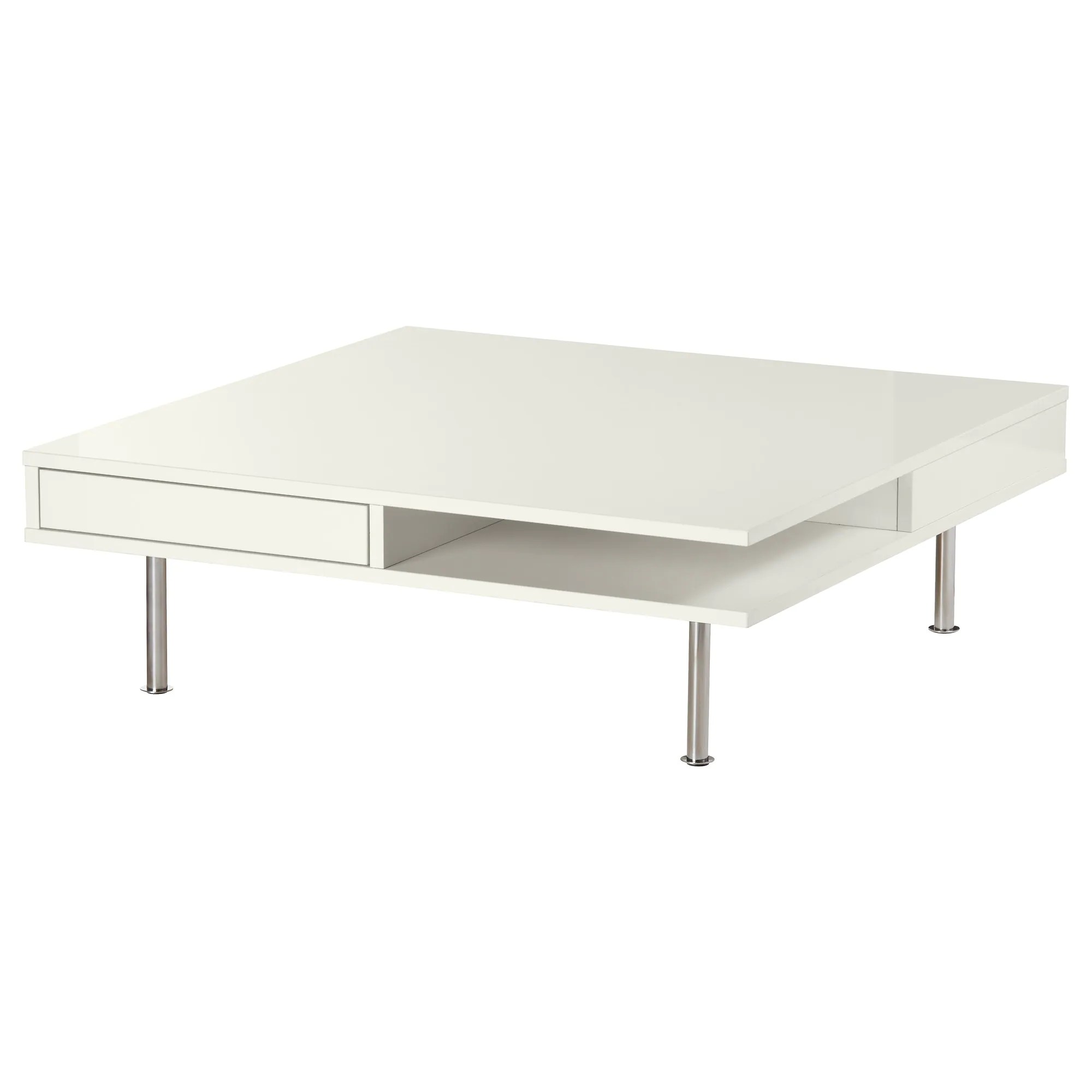 Hemnes Couchtisch Coffee Table Tofteryd High Gloss White
