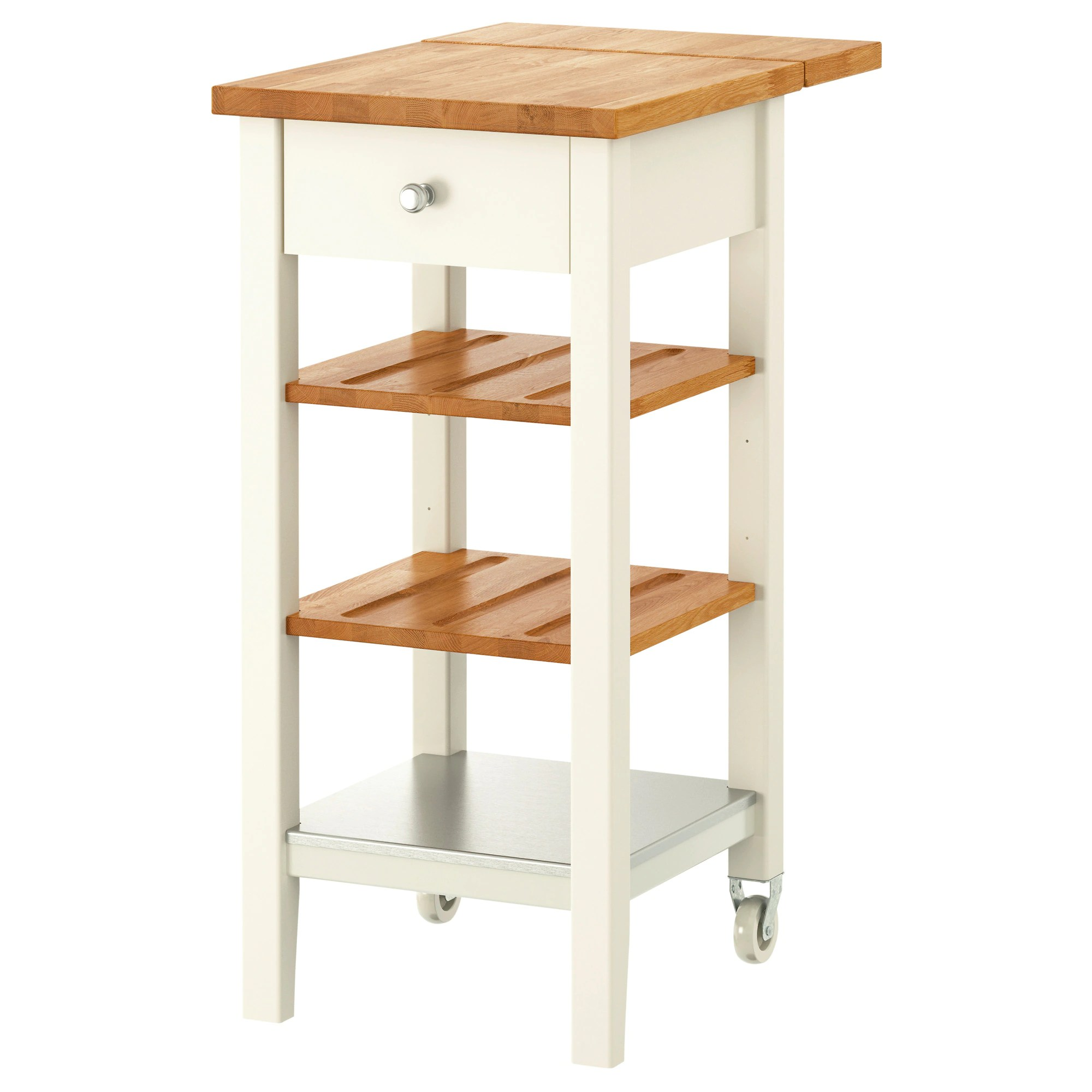 Ikea Kitchen Island Canada Stenstorp Kitchen Cart White Oak