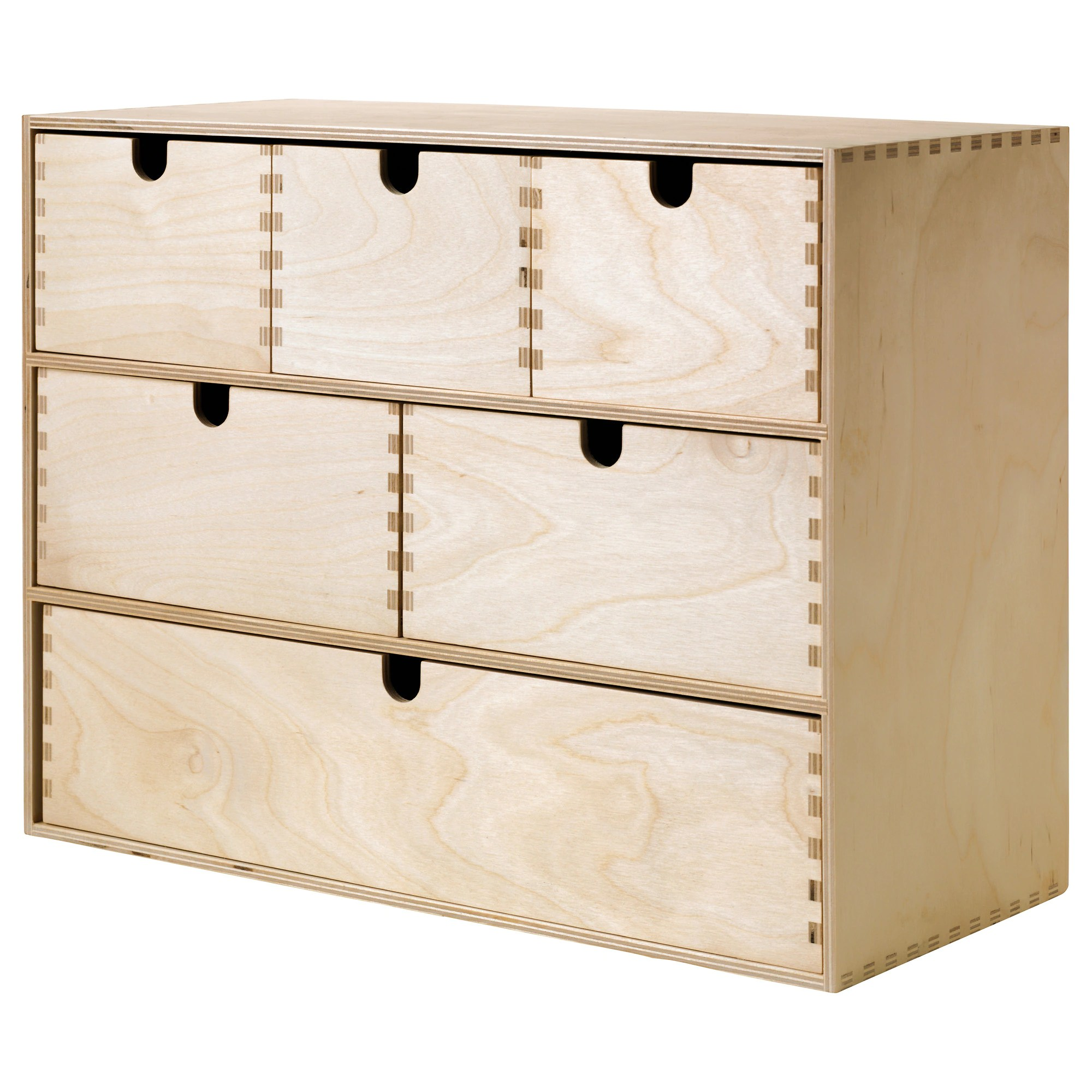 Storage Chest Ikea Moppe Mini Storage Chest Birch Plywood