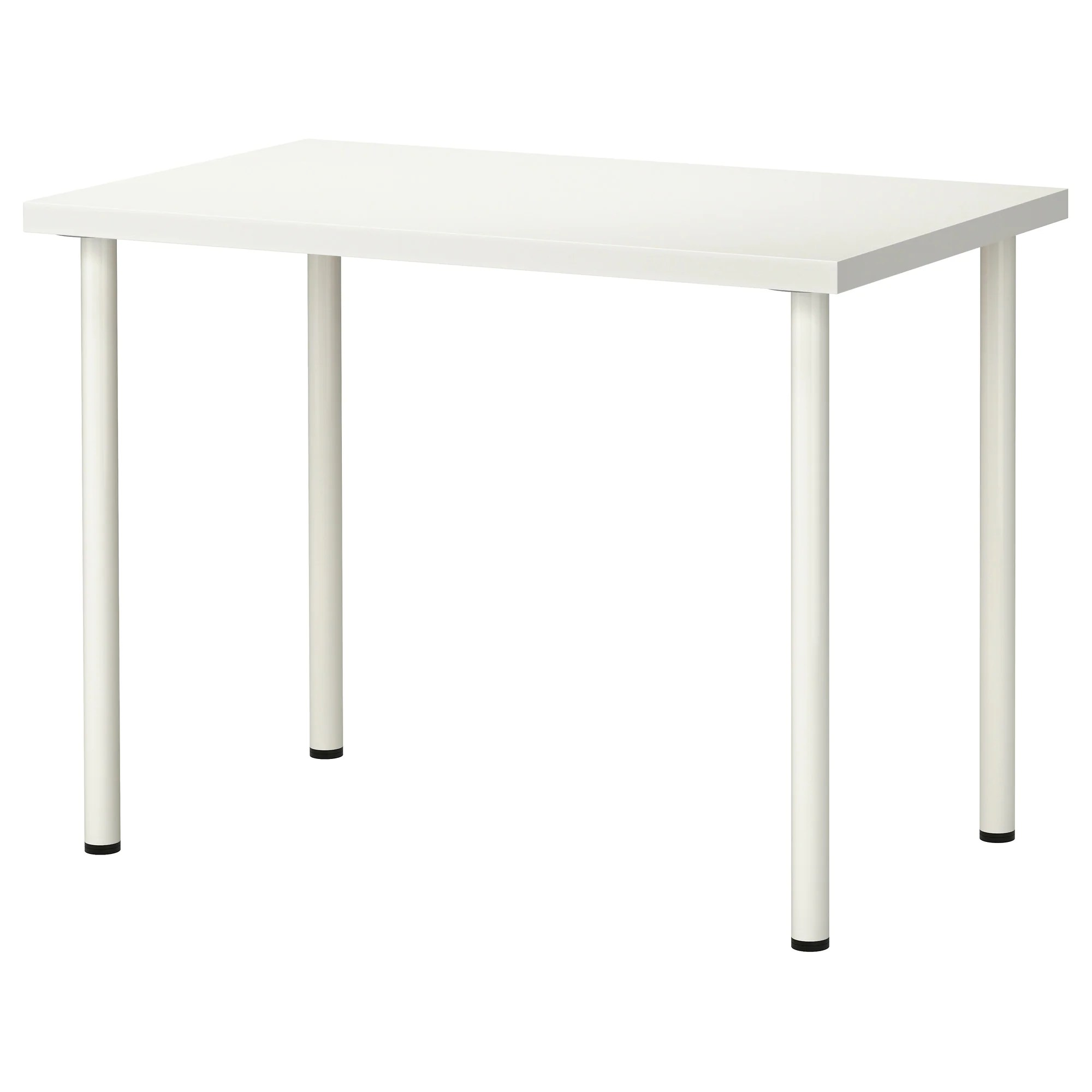 Metal Table Linnmon Adils Table White