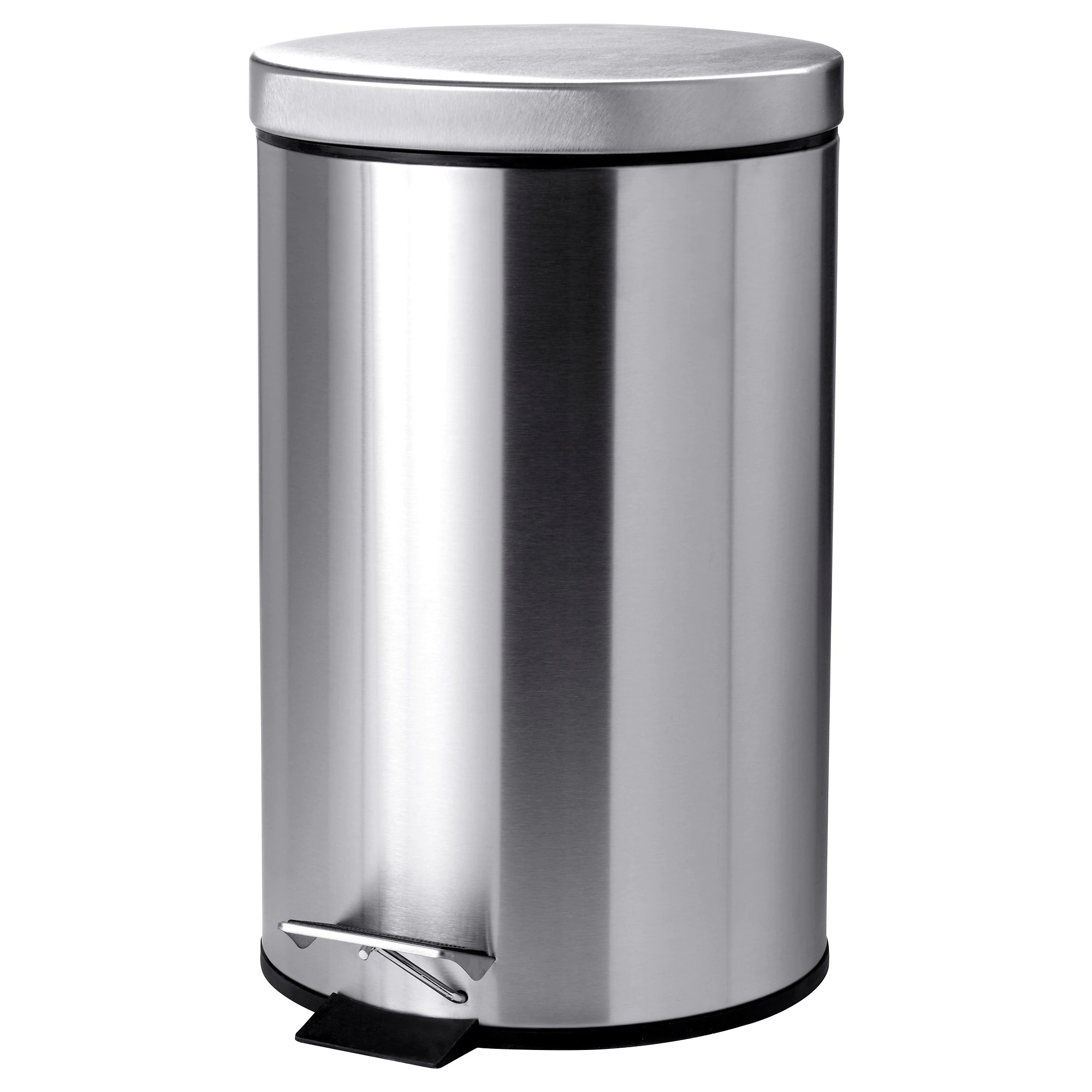 Stainless Steel Recycling Bins Strapats Pedal Bin Stainless Steel