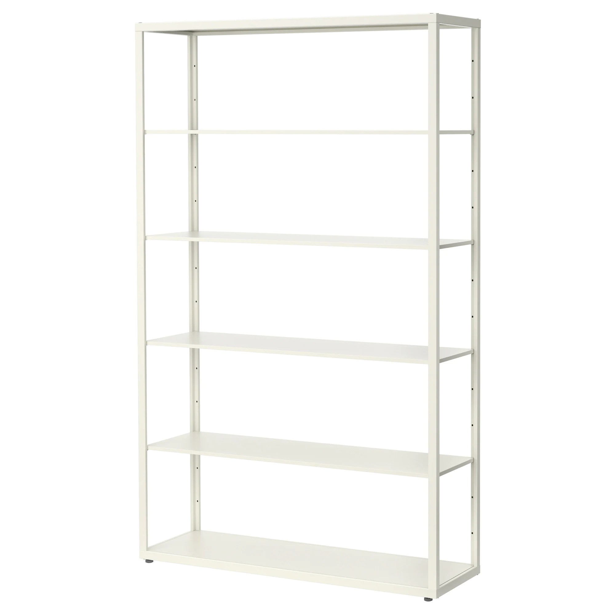 Metal Shelving FjÄlkinge Shelf Unit White