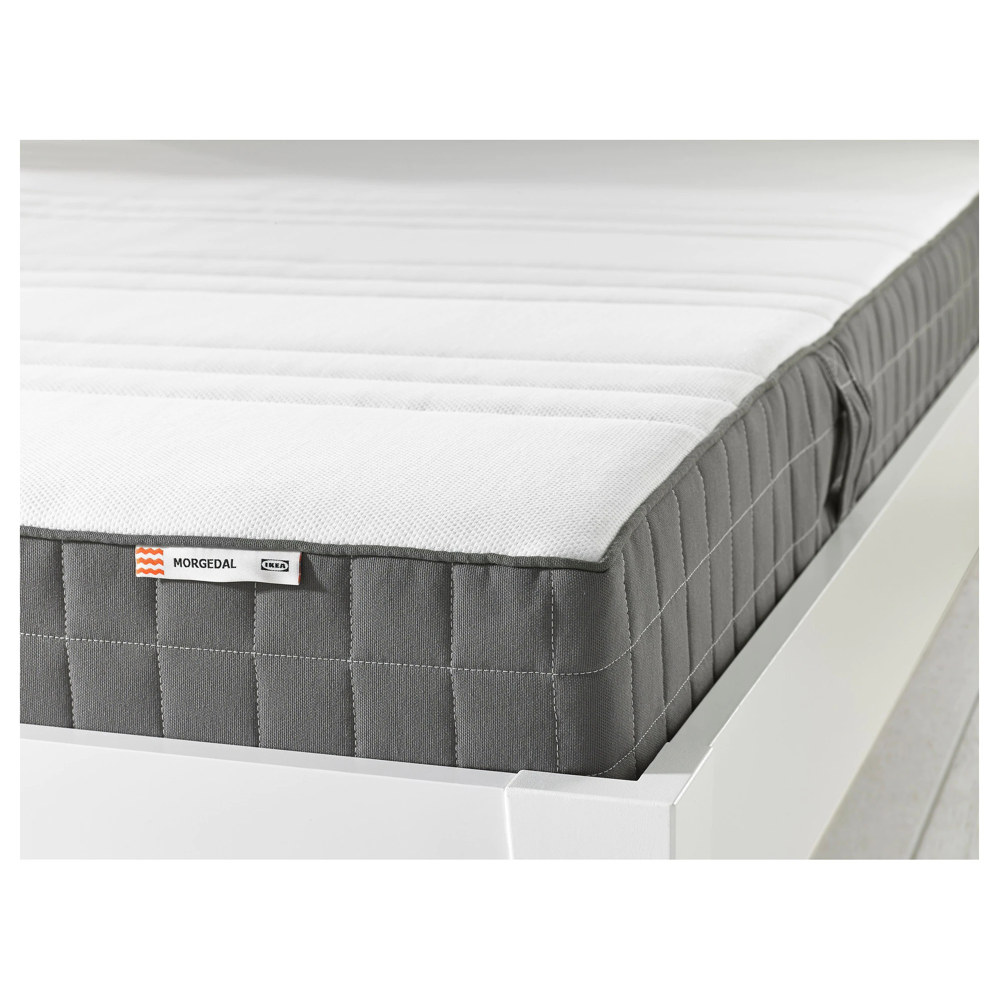 Latex Matratze 140x200 Morgedal Latex Mattress Medium Firm Dark Grey