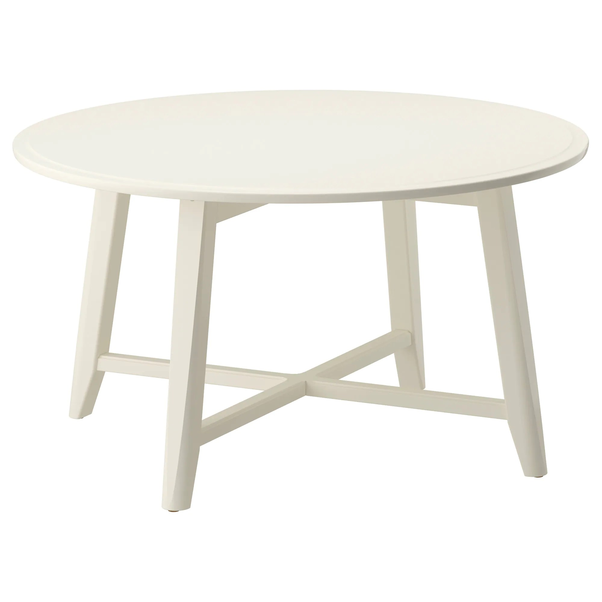 Couchtisch Asia Coffee Table Kragsta White