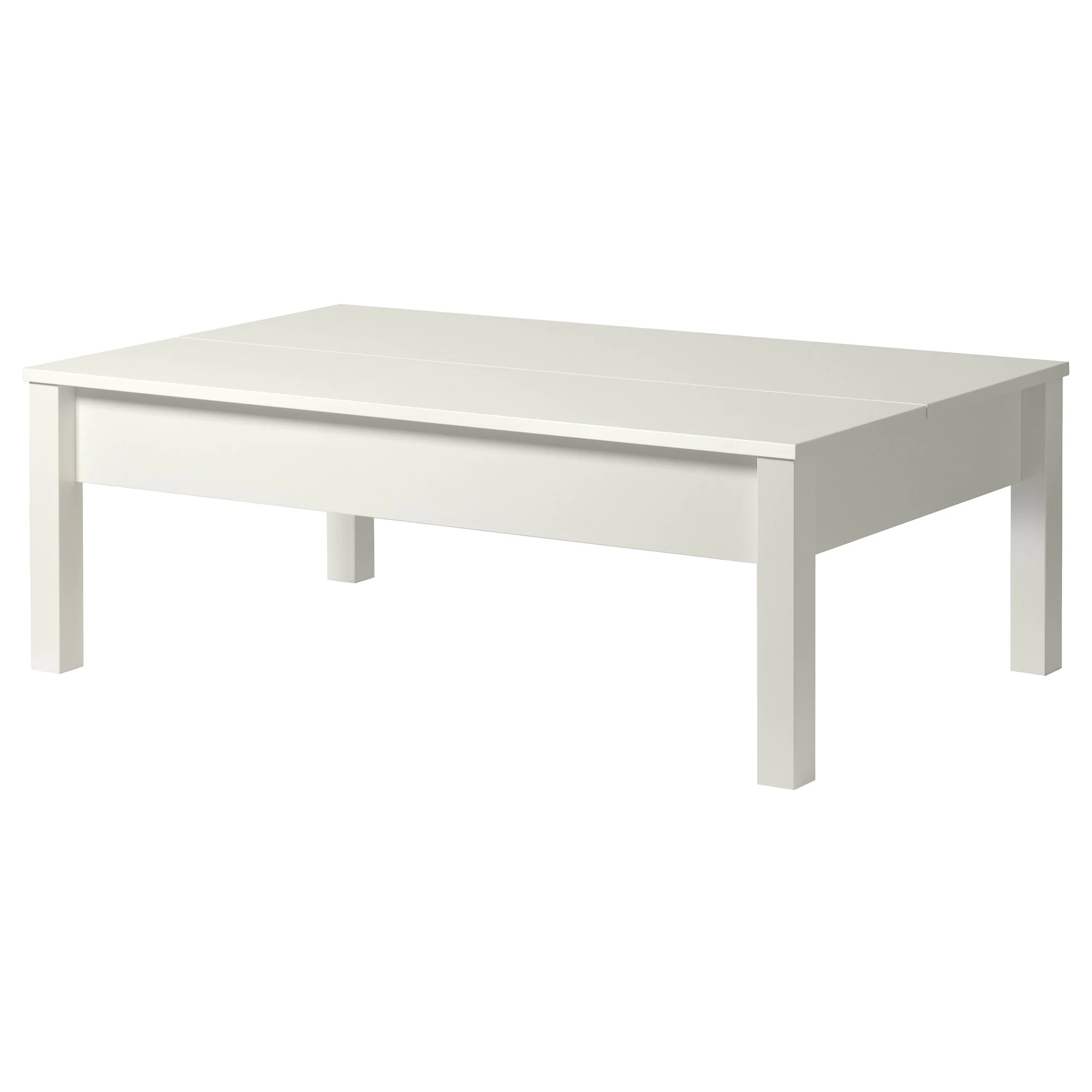 Table Basse Scandinave Ikea Table Basse Trulstorp Blanc