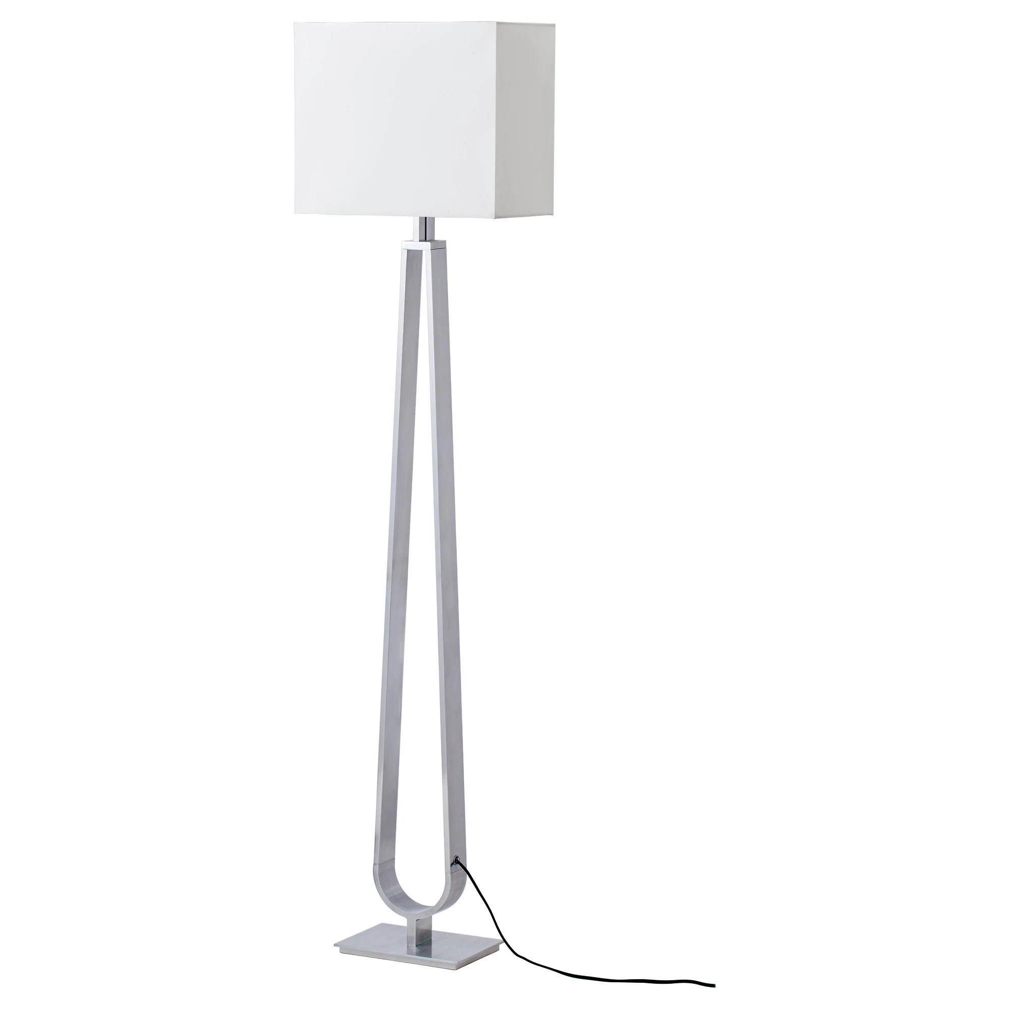 Ikea Staande Lampen Klabb Floor Lamp Off White