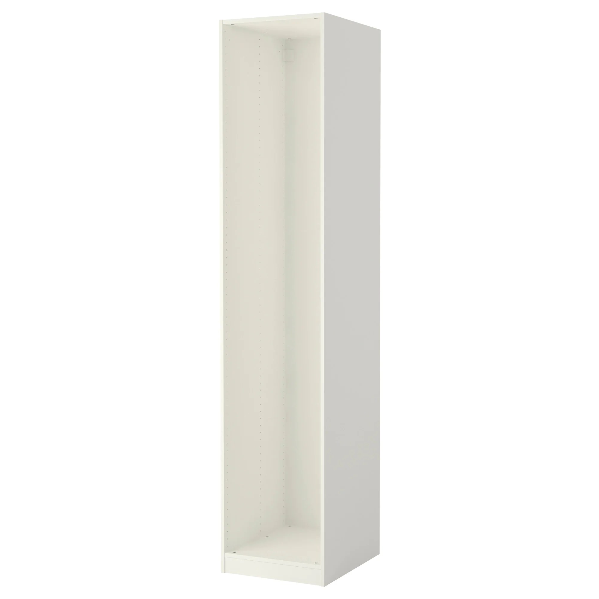 Caissons Dressing Ikea Pax Caisson D Armoire Blanc