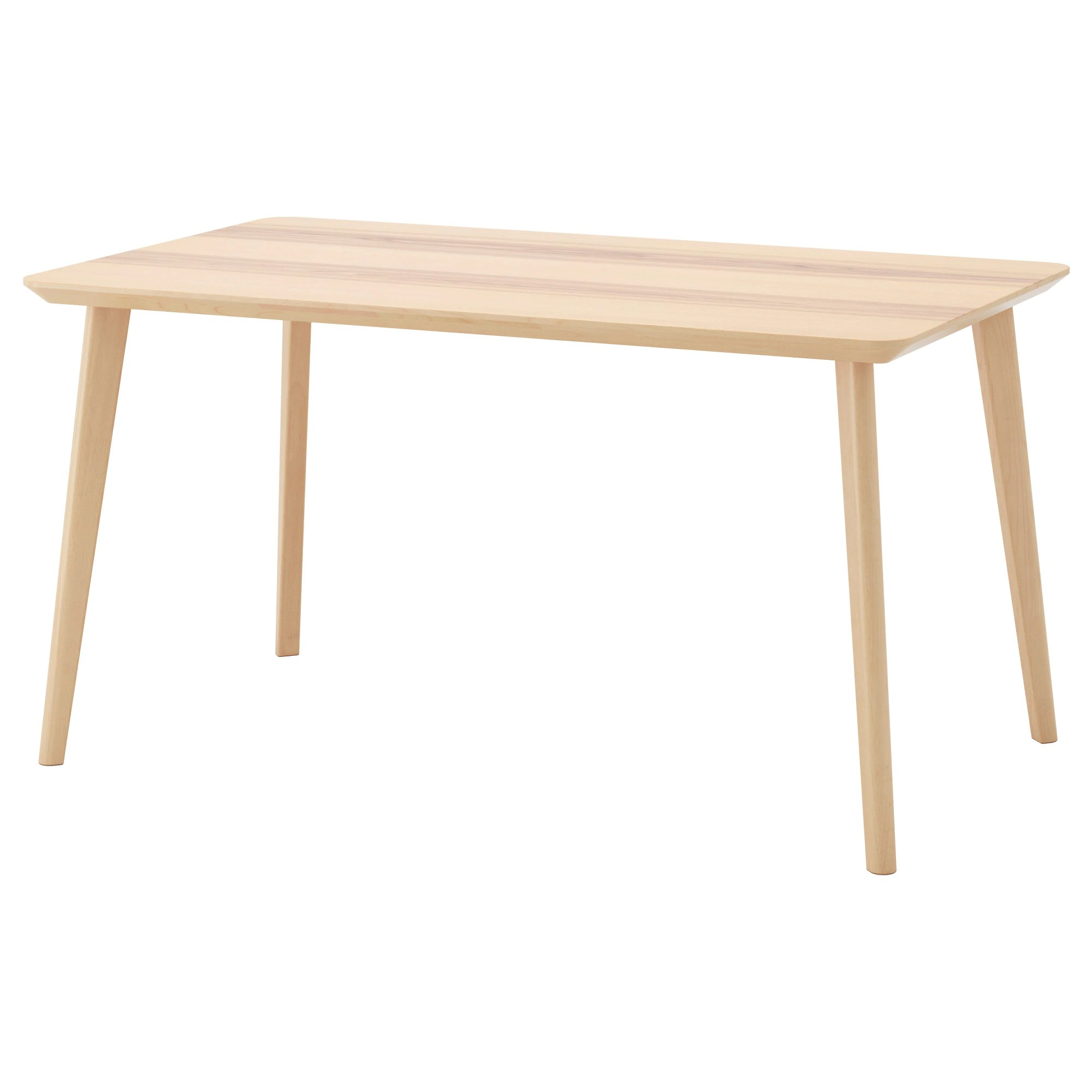 Ikea Table Lisabo Table Ash Veneer