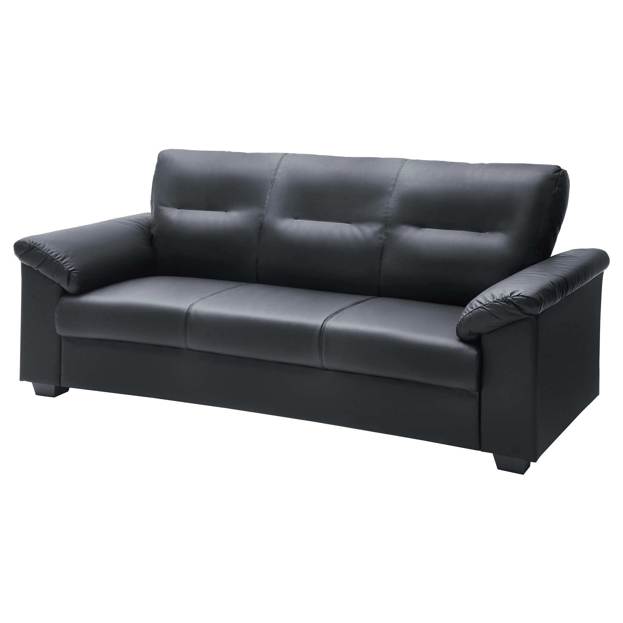 Chair Bed Canada Knislinge Sofa Idhult Black