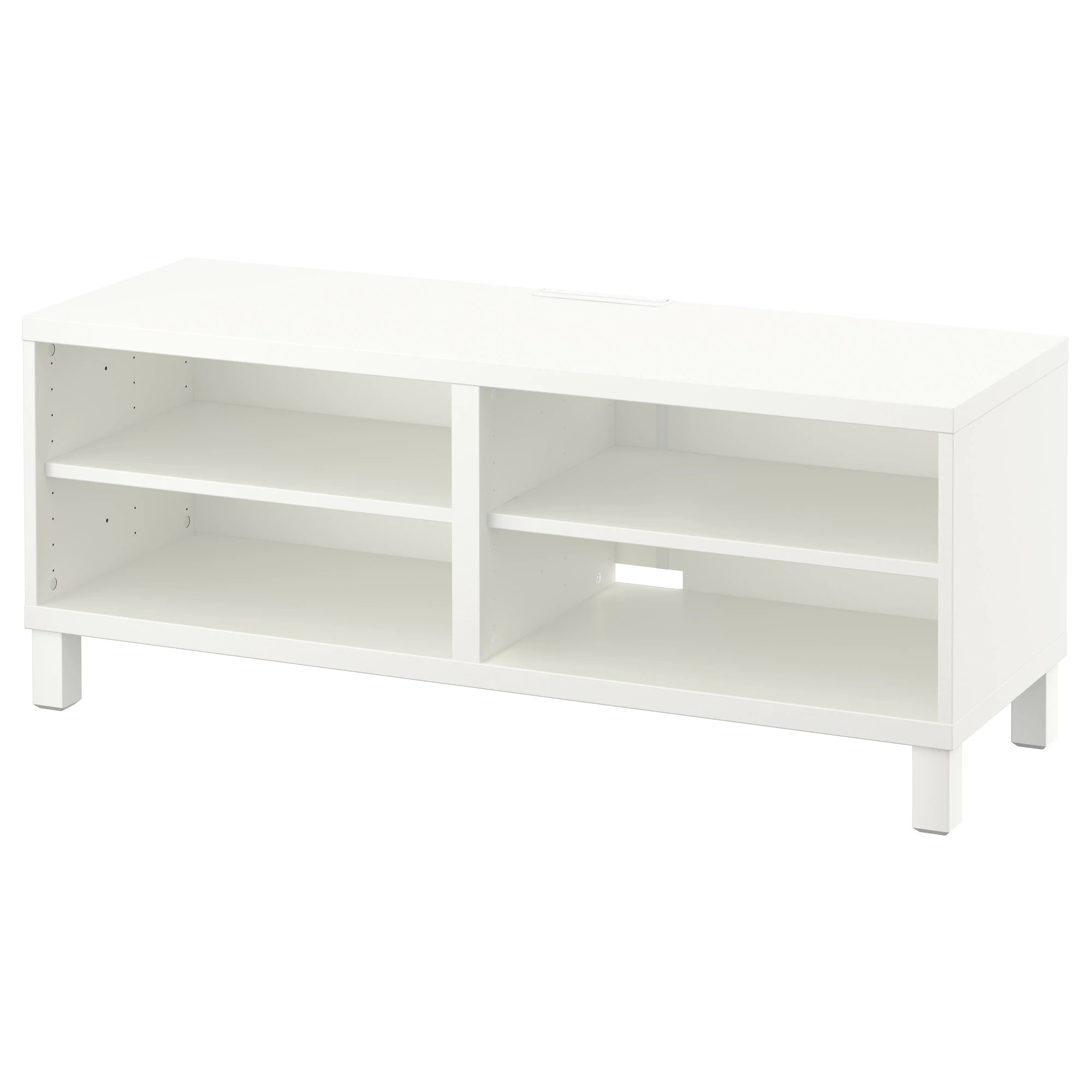 Ikea Bank Code Tv Unit BestÅ White