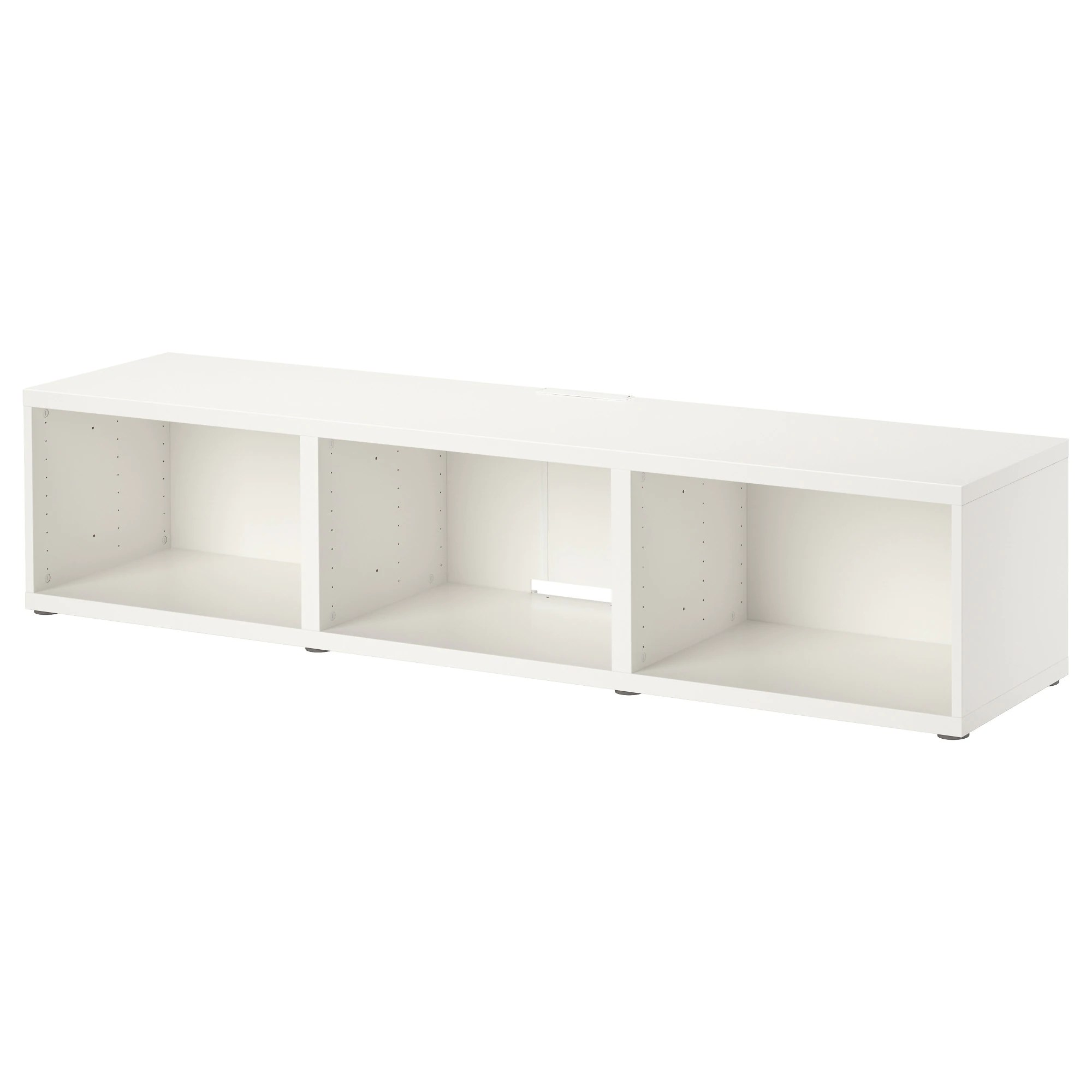 Ikea Kast Besta BestÅ Tv Unit White