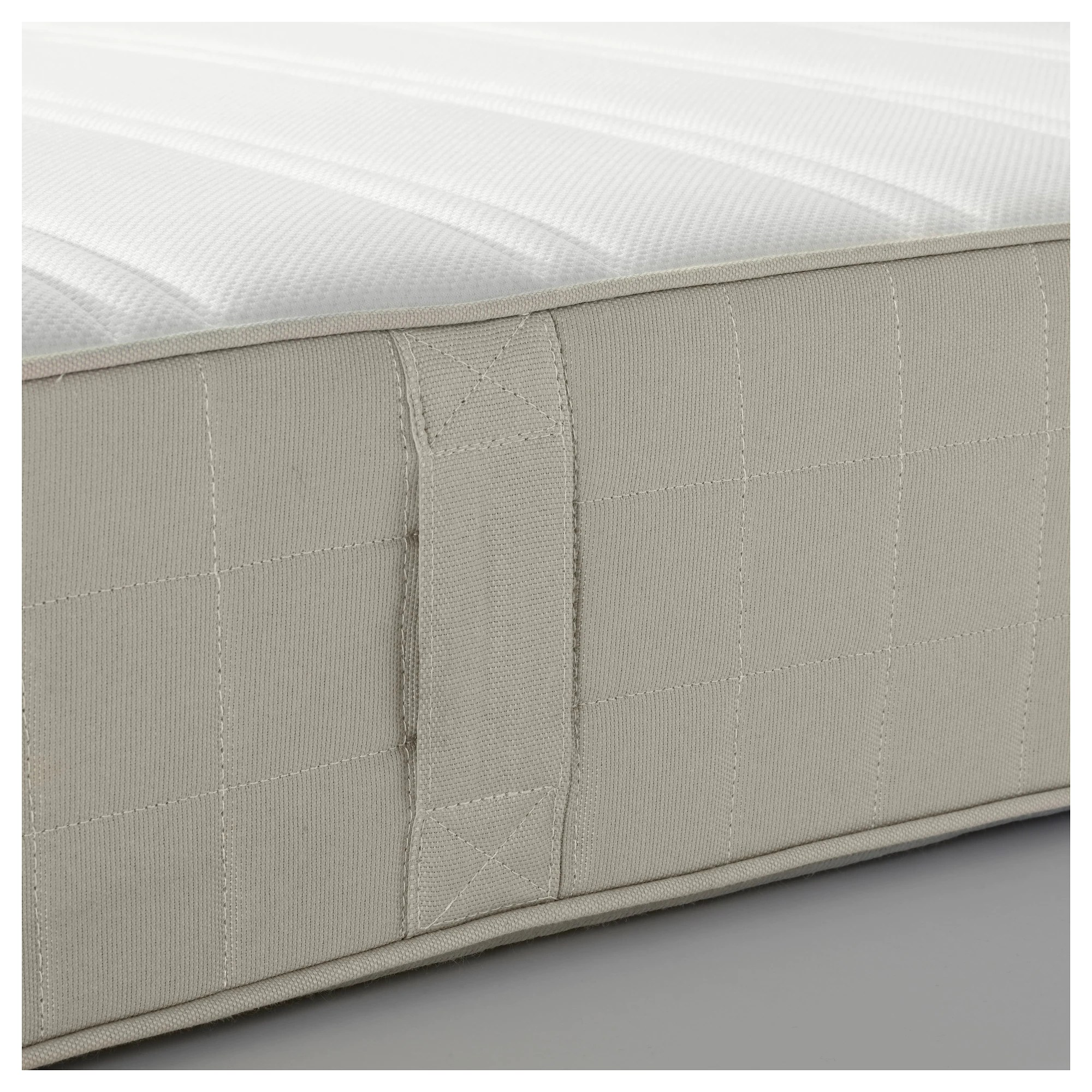 Hovag Mattress HasvÅg Spring Mattress Medium Firm Beige