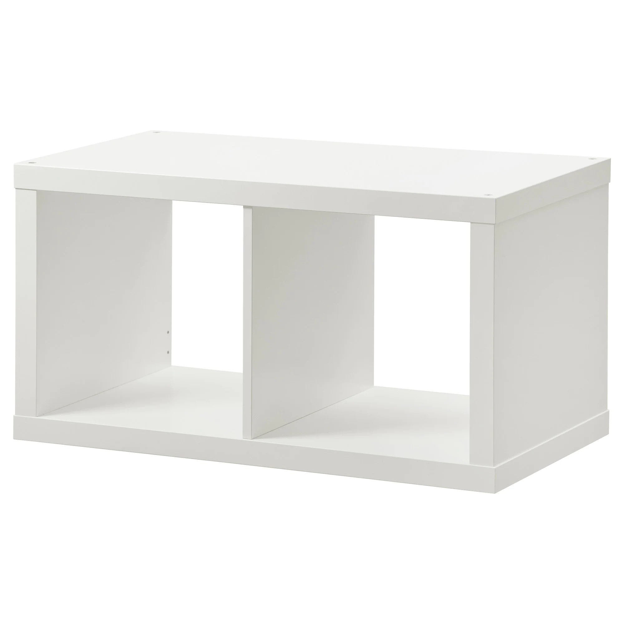 Ikea Wandregal Würfel Regal Kallax Weiß
