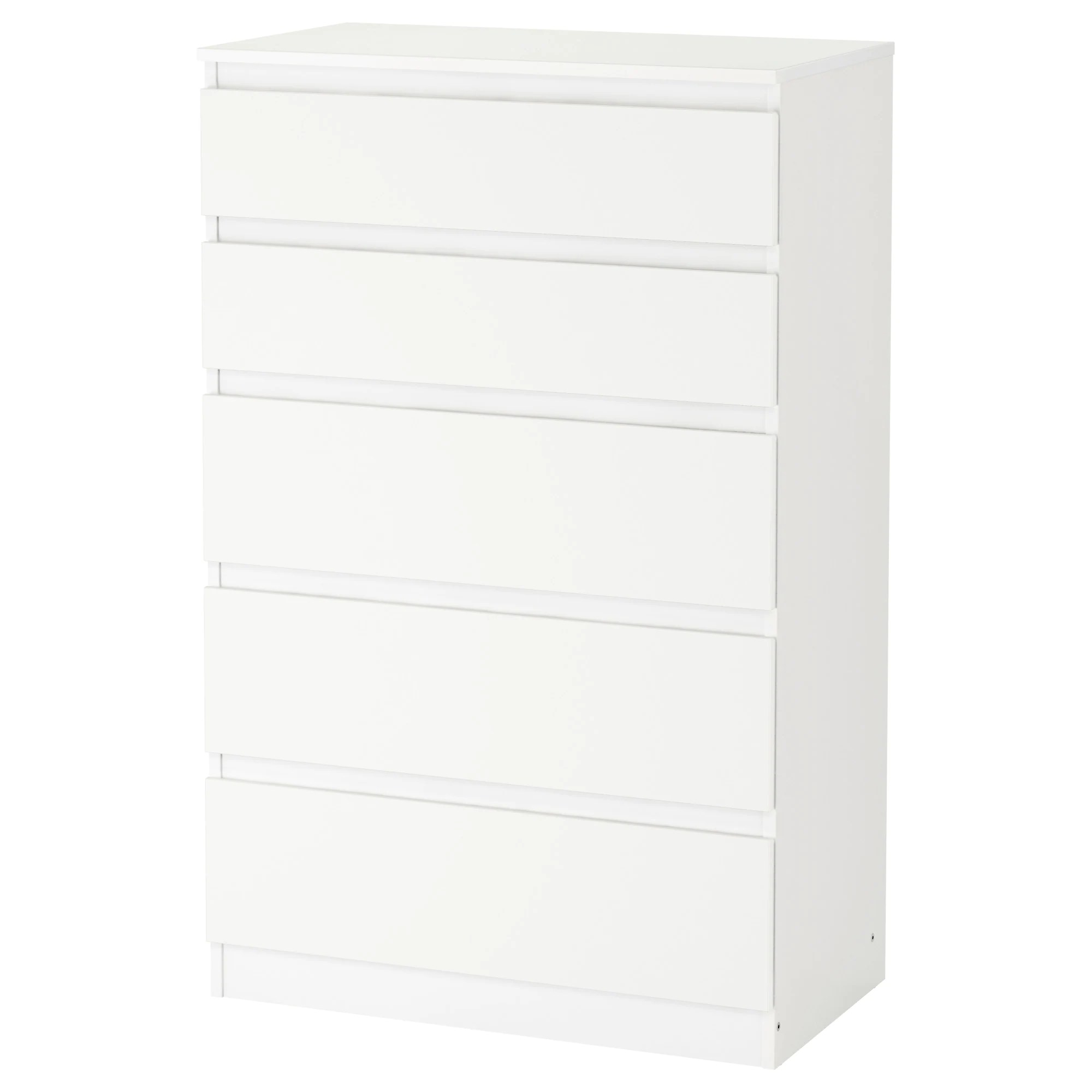 Ikea Commode Blanche Kullen Commode 5 Tiroirs Blanc
