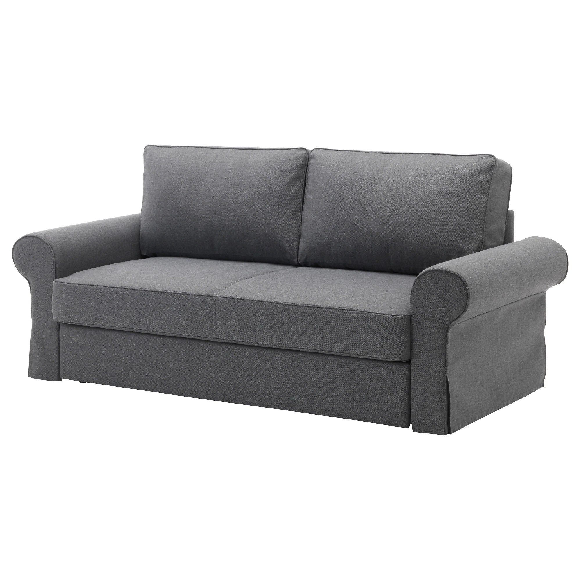 Backabro Sessel Backabro 3er Bettsofa Tygelsjö Beige