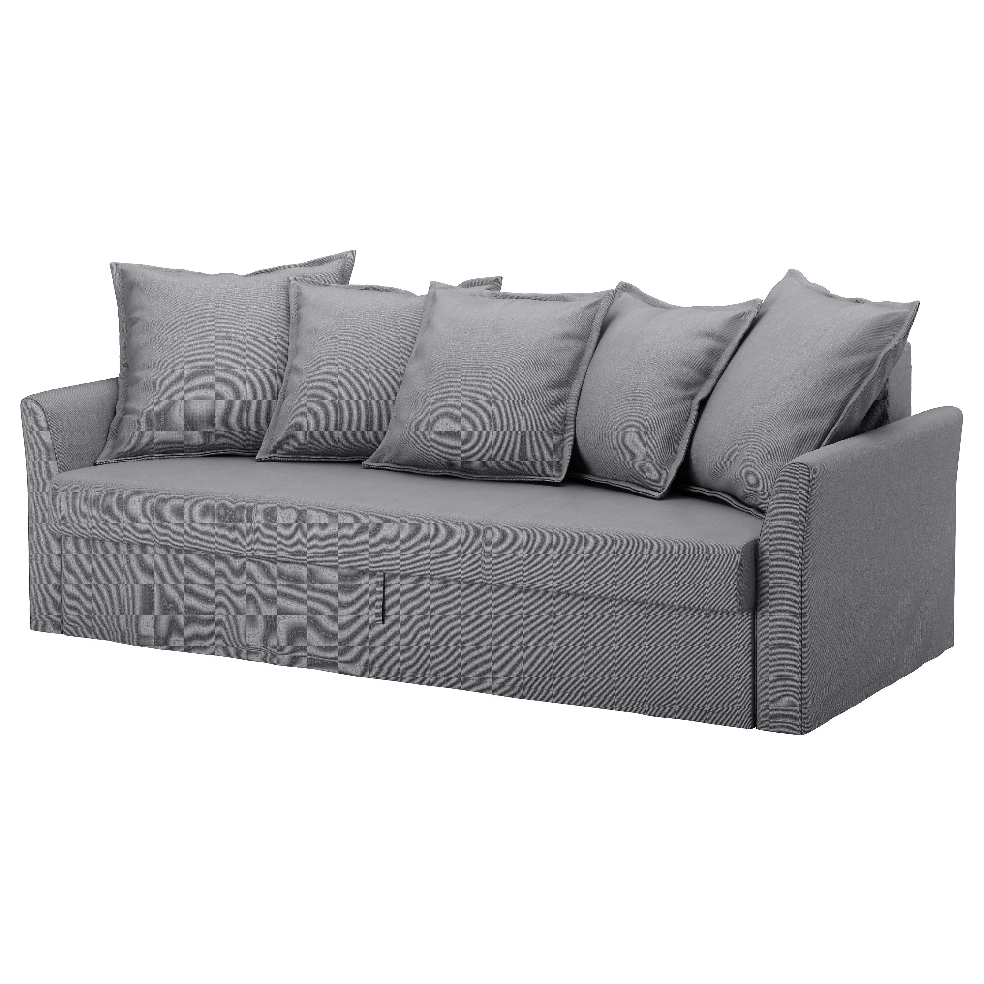 Sofa Bed For Sale Toronto Holmsund Sofa Bed Nordvalla Medium Gray