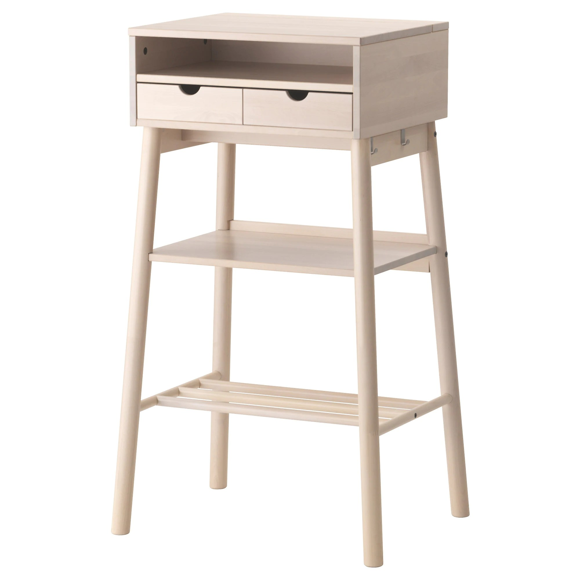 Stand Up Desk Ikea Knotten Standing Desk White Birch
