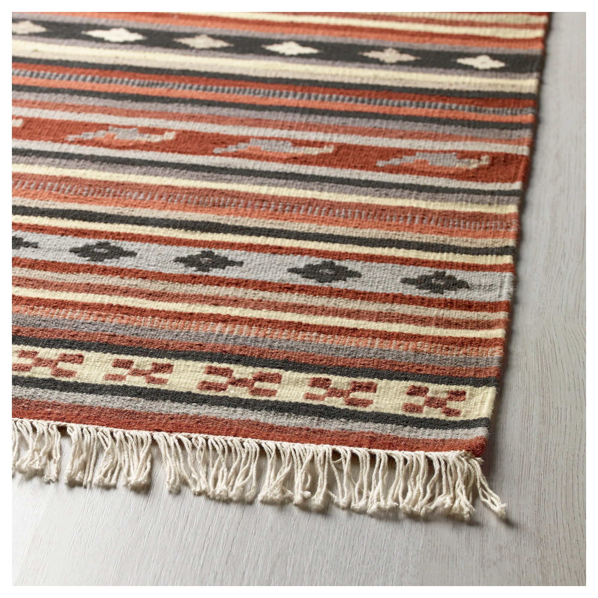 Alfombra Hampen Ikea Wool Rug - Uniquely Modern Rugs