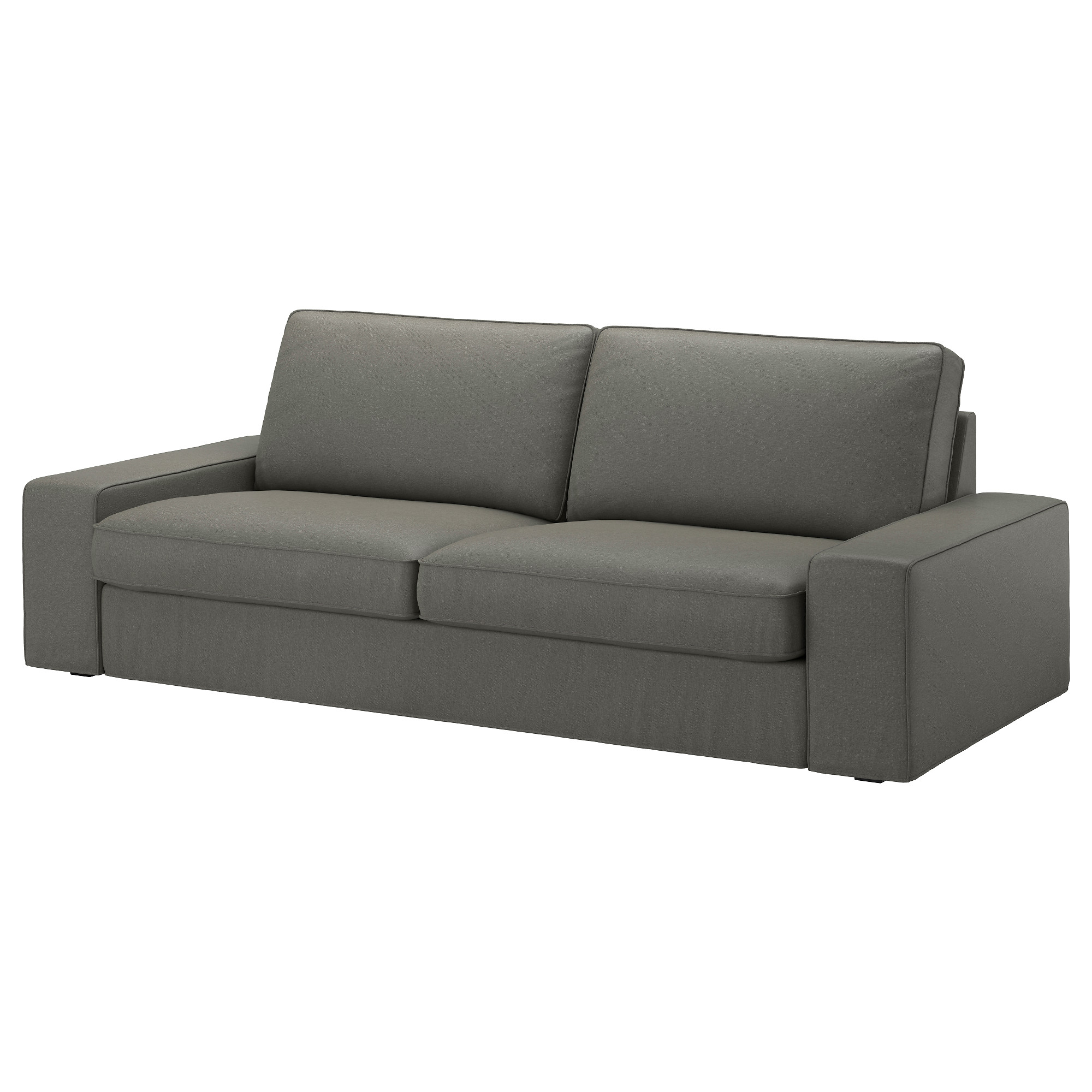 Dreisitzer Sofa Ikea Kivik Sofa Orrsta Light Gray
