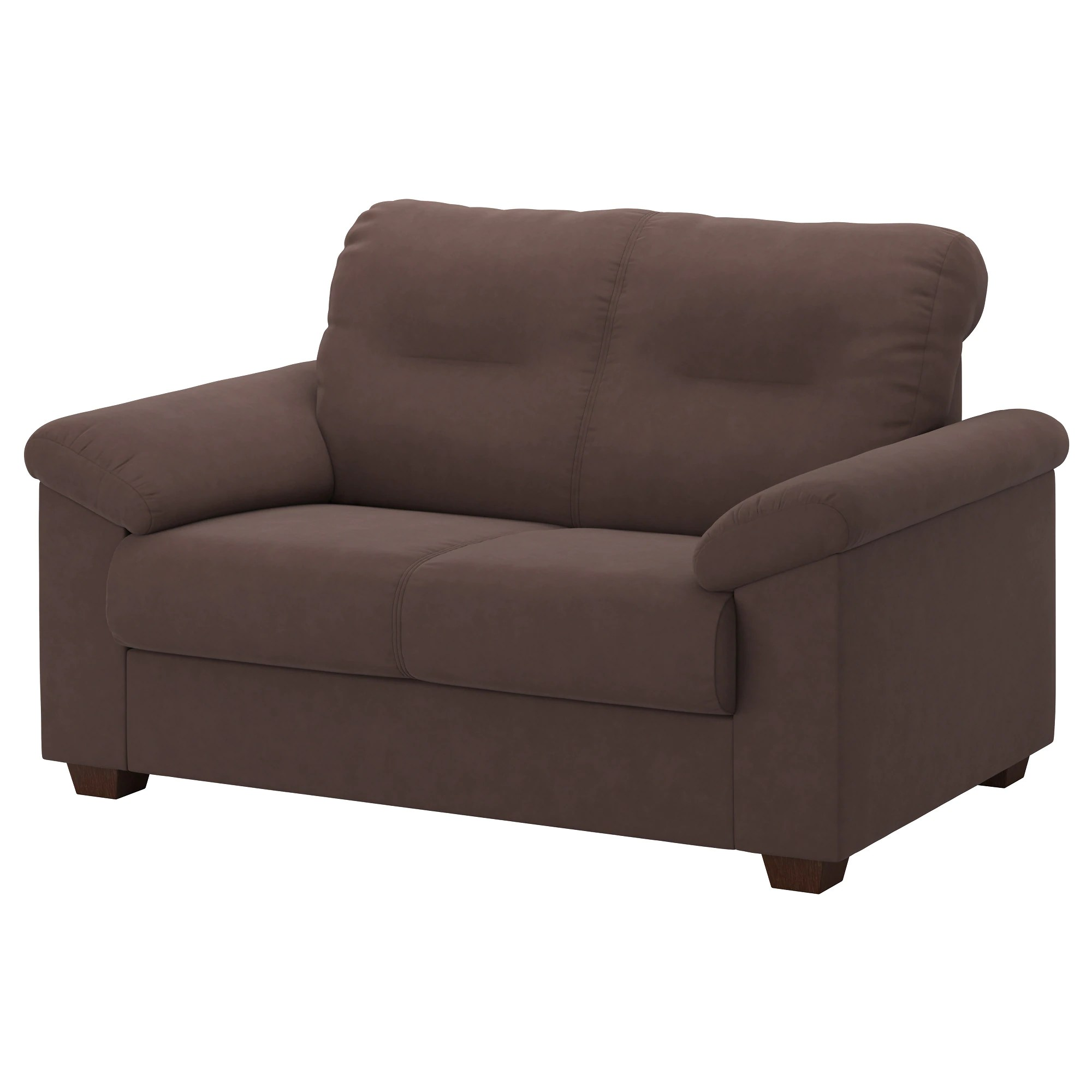 Ikea Sofa österreich Two Seat Sofa Knislinge Samsta Dark Brown