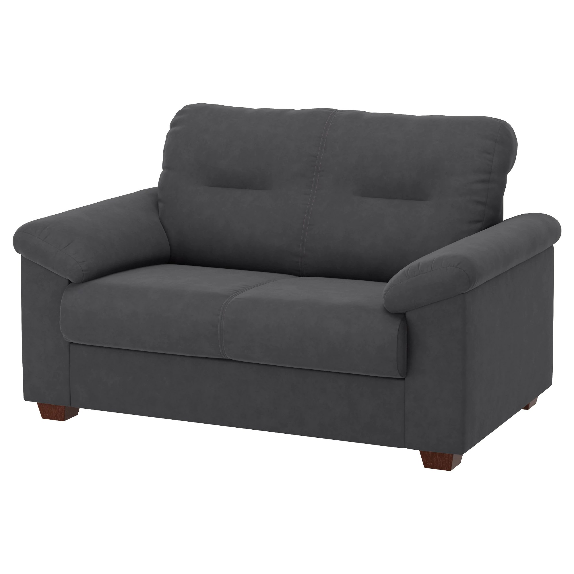 Loveseat Ikea Knislinge Loveseat Samsta Dark Brown