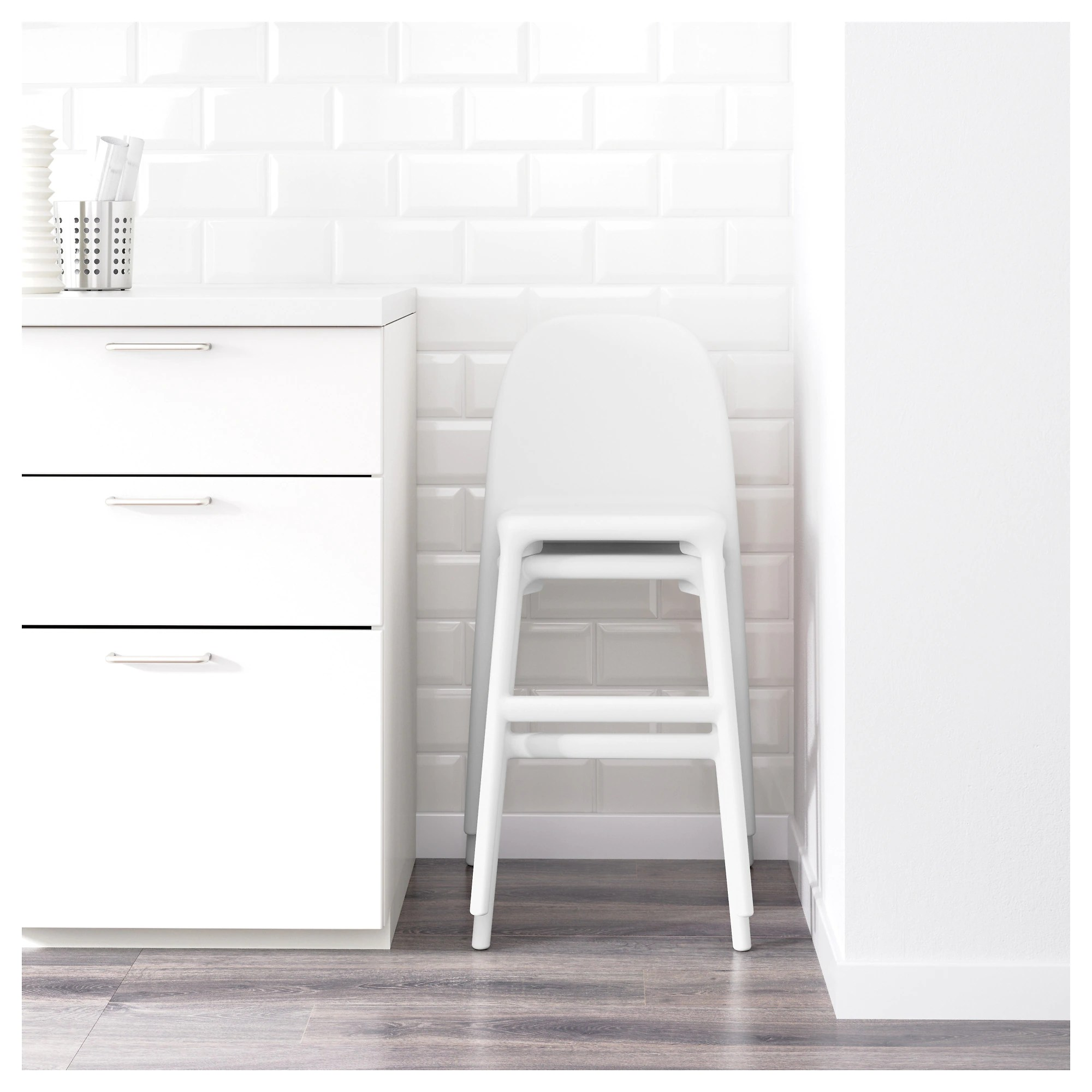 Sedia Junior Ikea Urban Junior Chair White