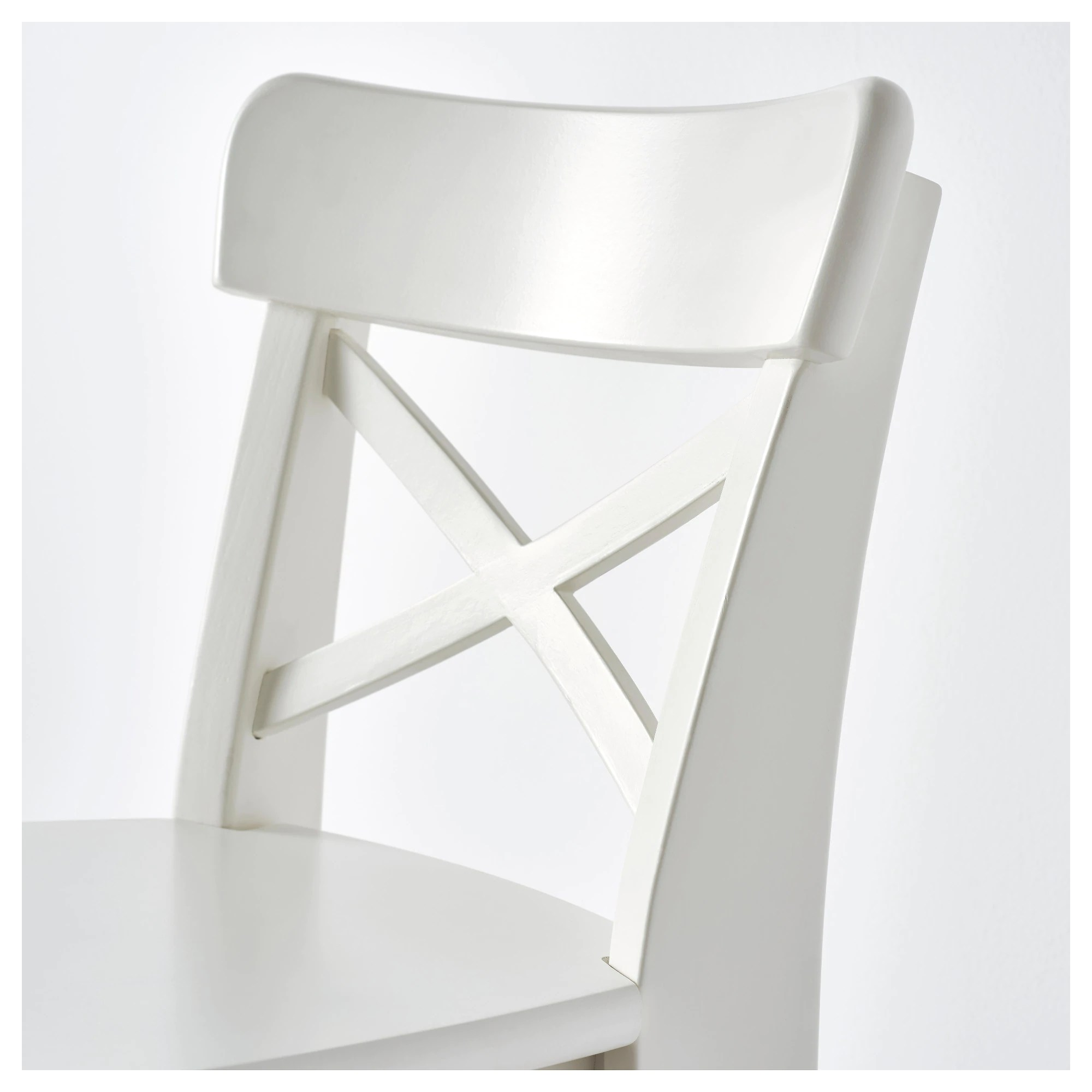 Sedia Junior Ikea Ingolf Junior Chair White