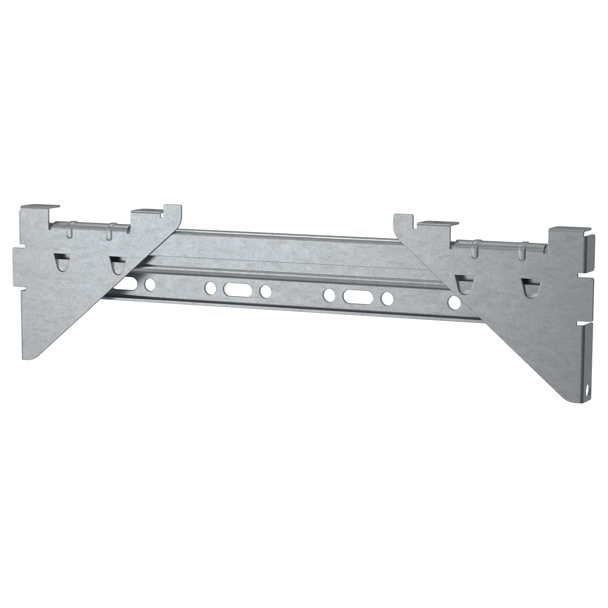Wall Mounted Shelves Canada Eket Suspension Rail