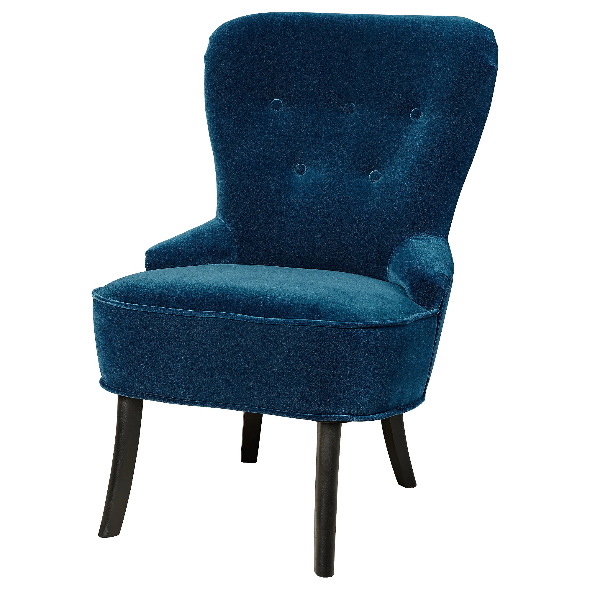 Fauteuil Tv Ikea Remsta Fauteuil Djuparp Groenblauw Donker Groenblauw