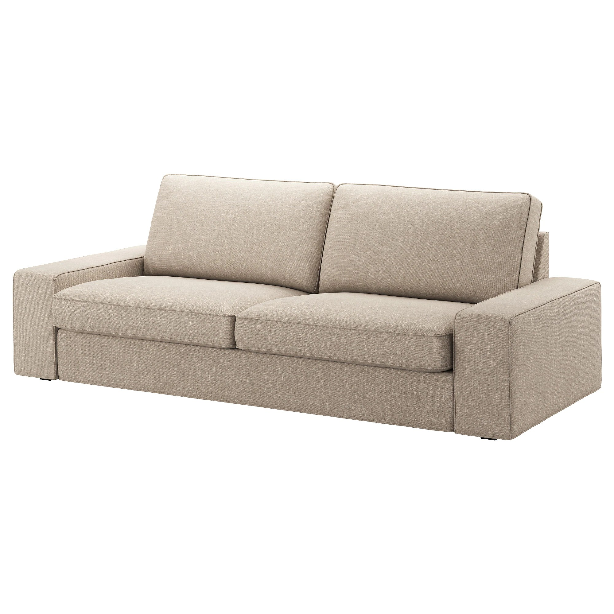 Sofa 3er Ikea Kivik Sofa Orrsta Light Gray