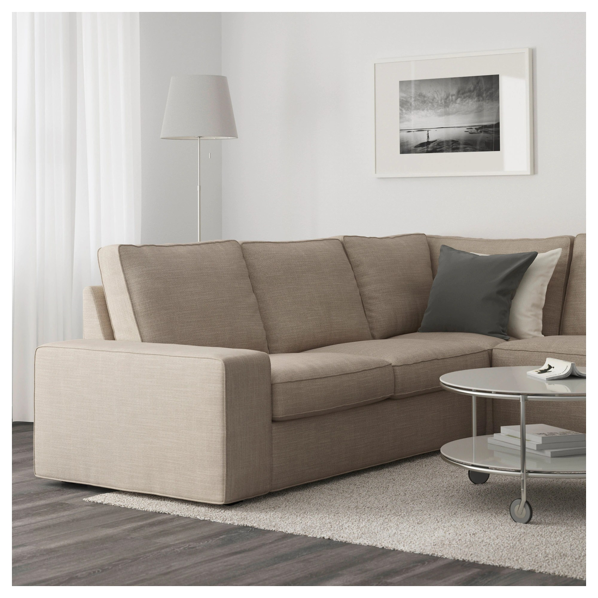 Kivik Sectional Kivik Sectional 5 Seat Corner Hillared With Chaise Hillared Dark Blue