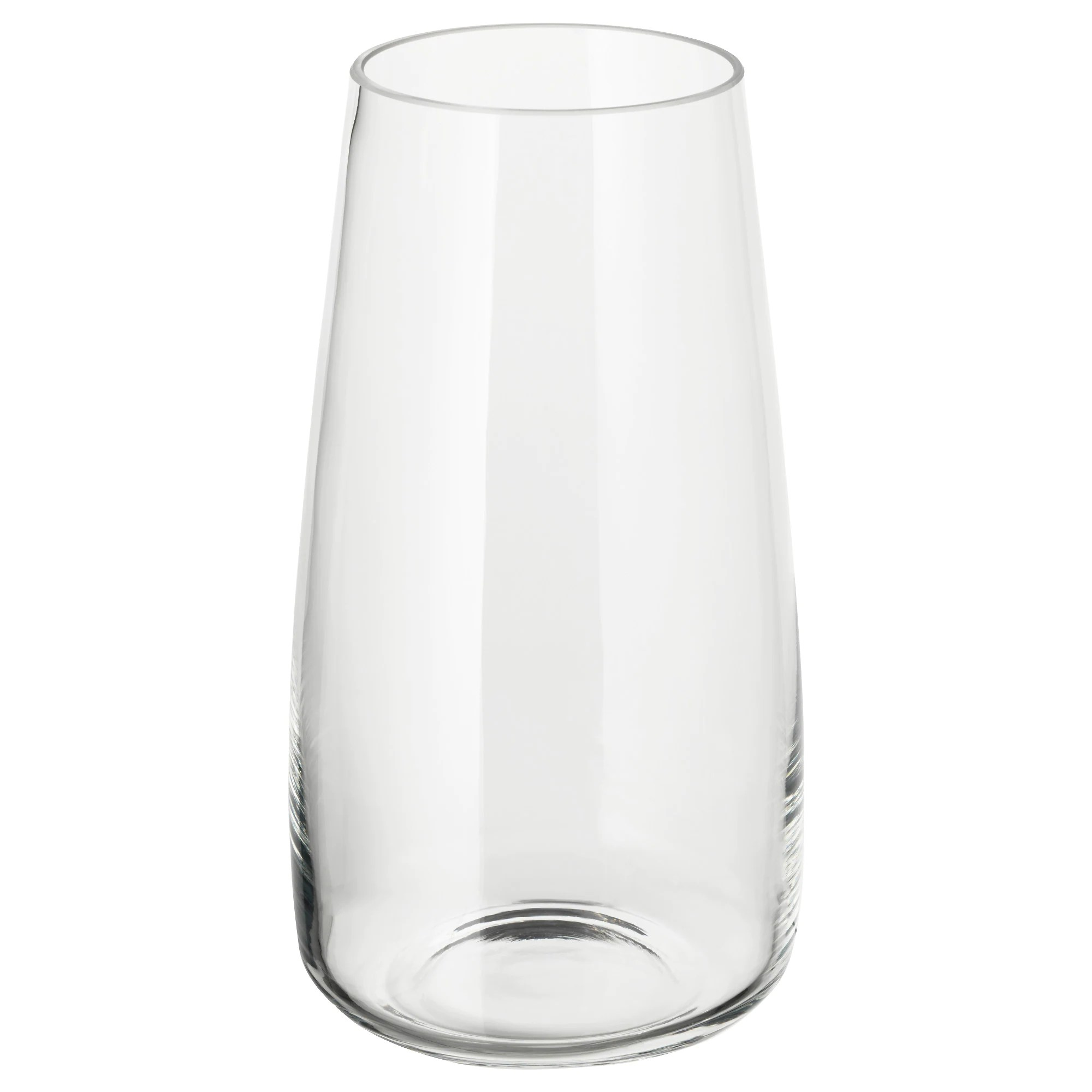 Glass Vases Ikea BerÄkna Vase Clear Glass