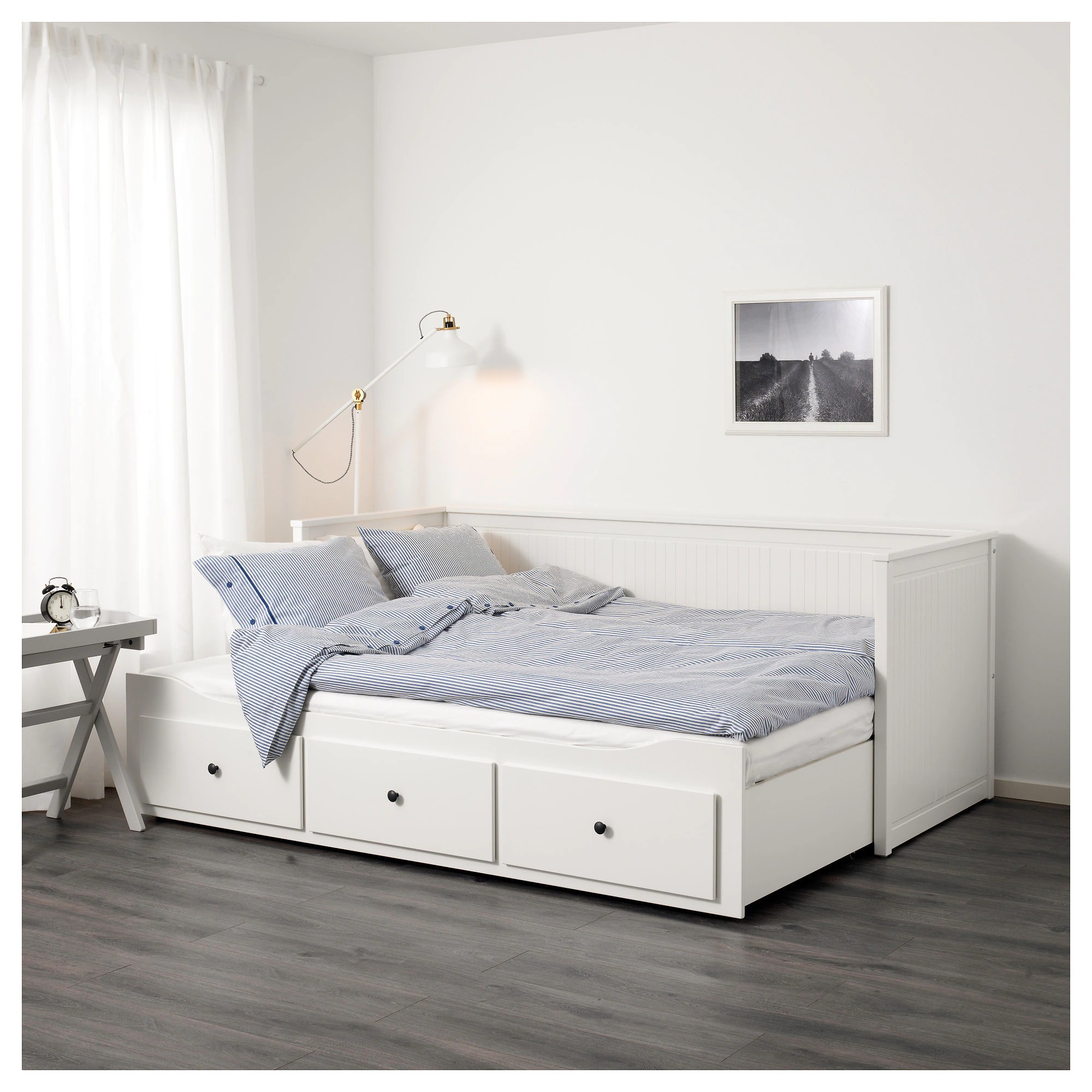Ikea French Days Hemnes Daybed Frame With 3 Drawers White